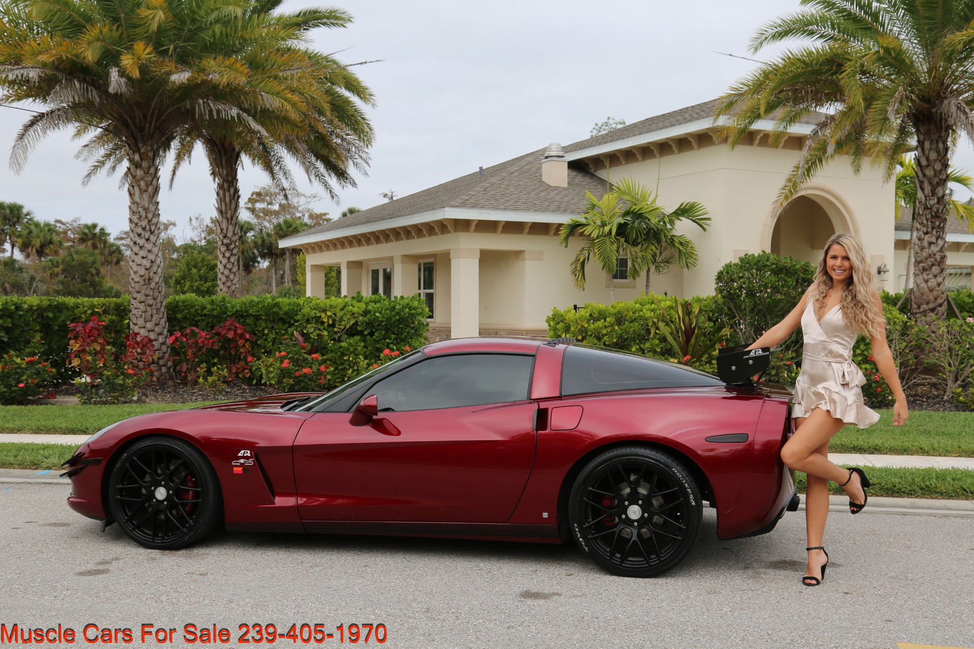Used 2007 Chevrolet Corvette for sale $24,500 at Muscle Cars for Sale Inc. in Fort Myers FL 33912 5