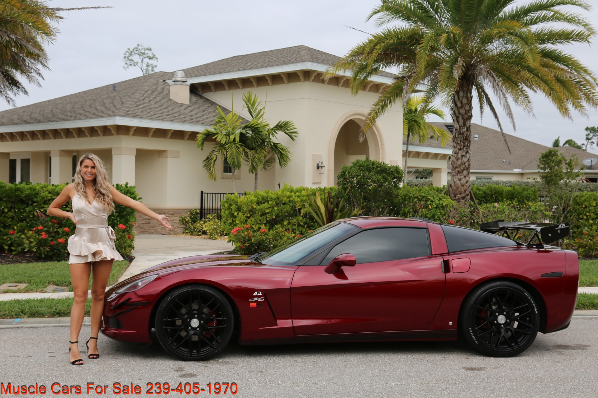 Used 2007 Chevrolet Corvette for sale $24,500 at Muscle Cars for Sale Inc. in Fort Myers FL 33912 6