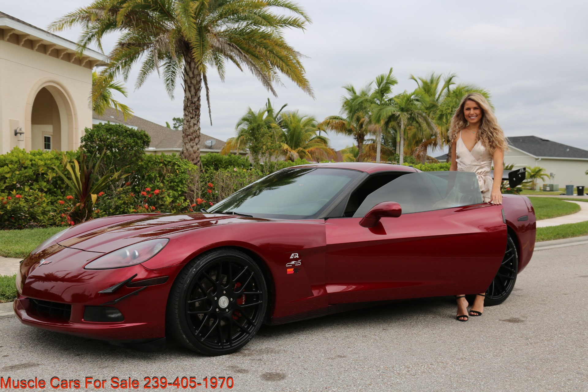 Used 2007 Chevrolet Corvette for sale $24,500 at Muscle Cars for Sale Inc. in Fort Myers FL 33912 7