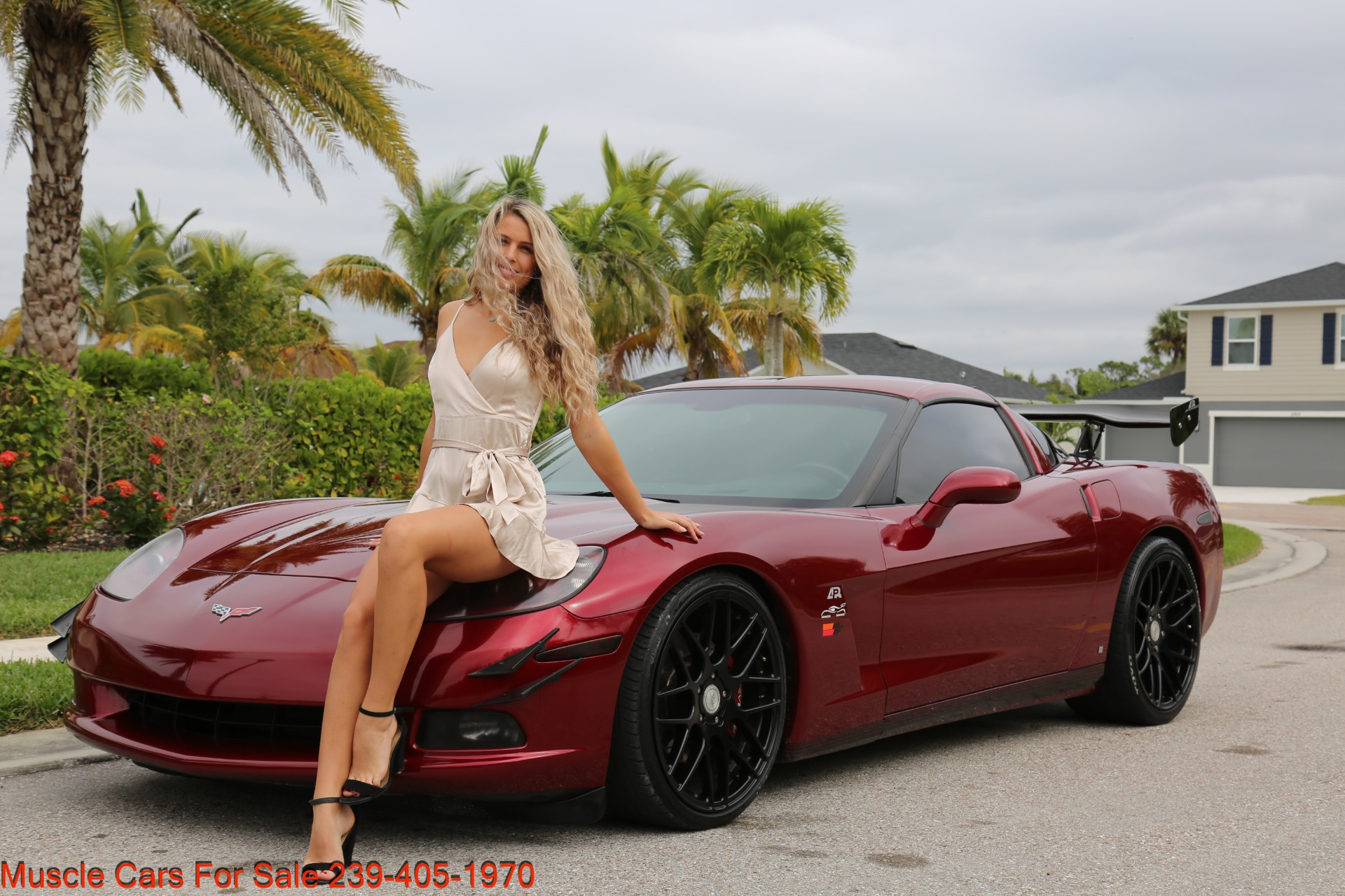 Used 2007 Chevrolet Corvette for sale $24,500 at Muscle Cars for Sale Inc. in Fort Myers FL 33912 8
