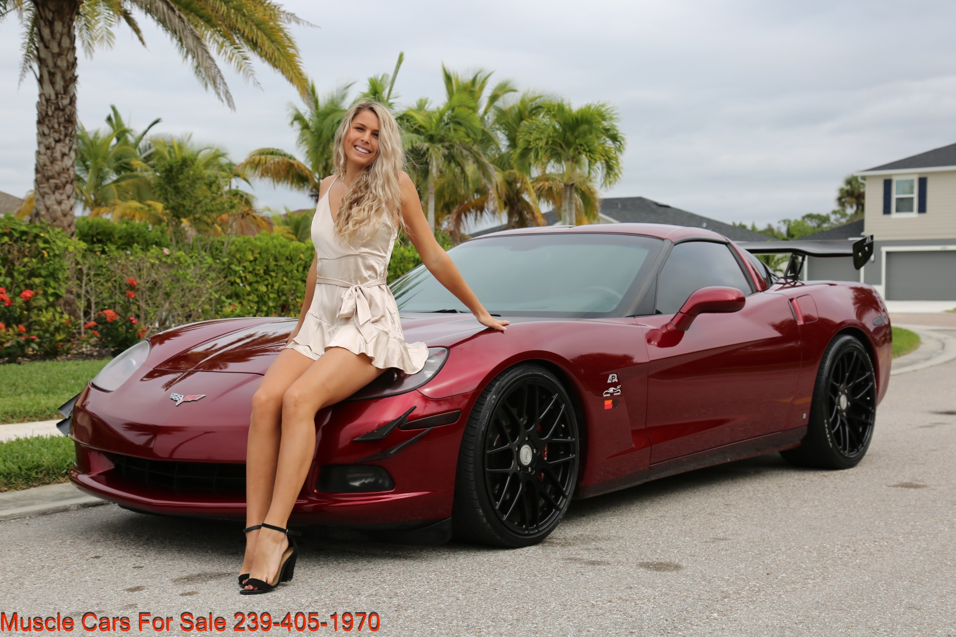 Used 2007 Chevrolet Corvette for sale $24,500 at Muscle Cars for Sale Inc. in Fort Myers FL 33912 1