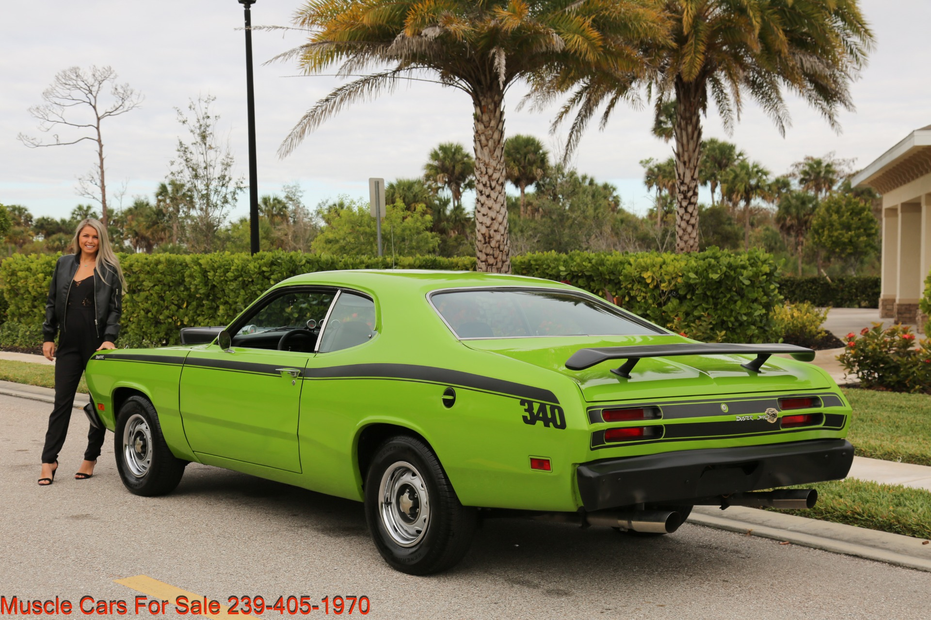 Used 1971 Plymouth Duster for sale Sold at Muscle Cars for Sale Inc. in Fort Myers FL 33912 8