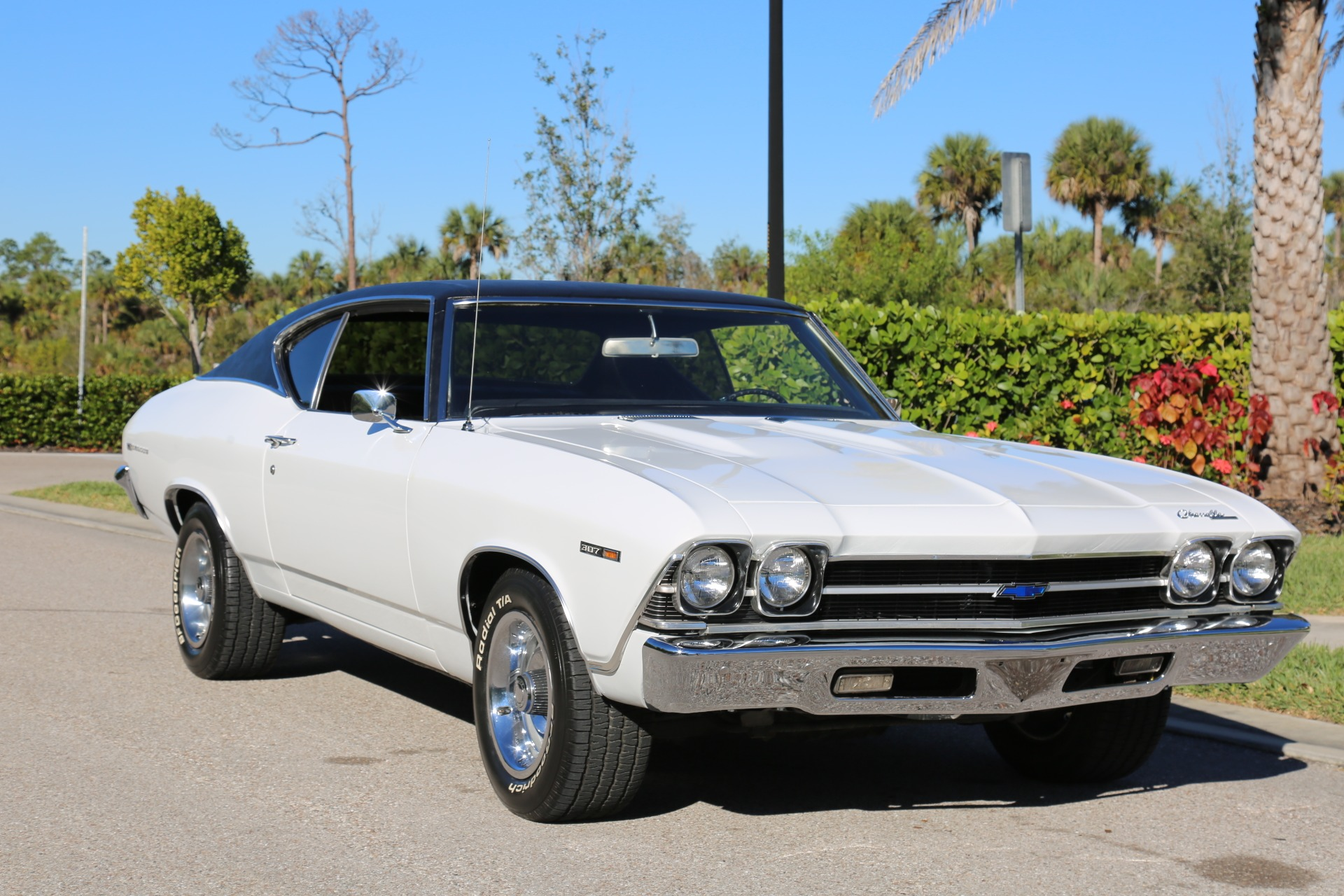 Used 1969 Chevy Chevelle V8 Auto for sale $27,000 at Muscle Cars for Sale Inc. in Fort Myers FL 33912 2