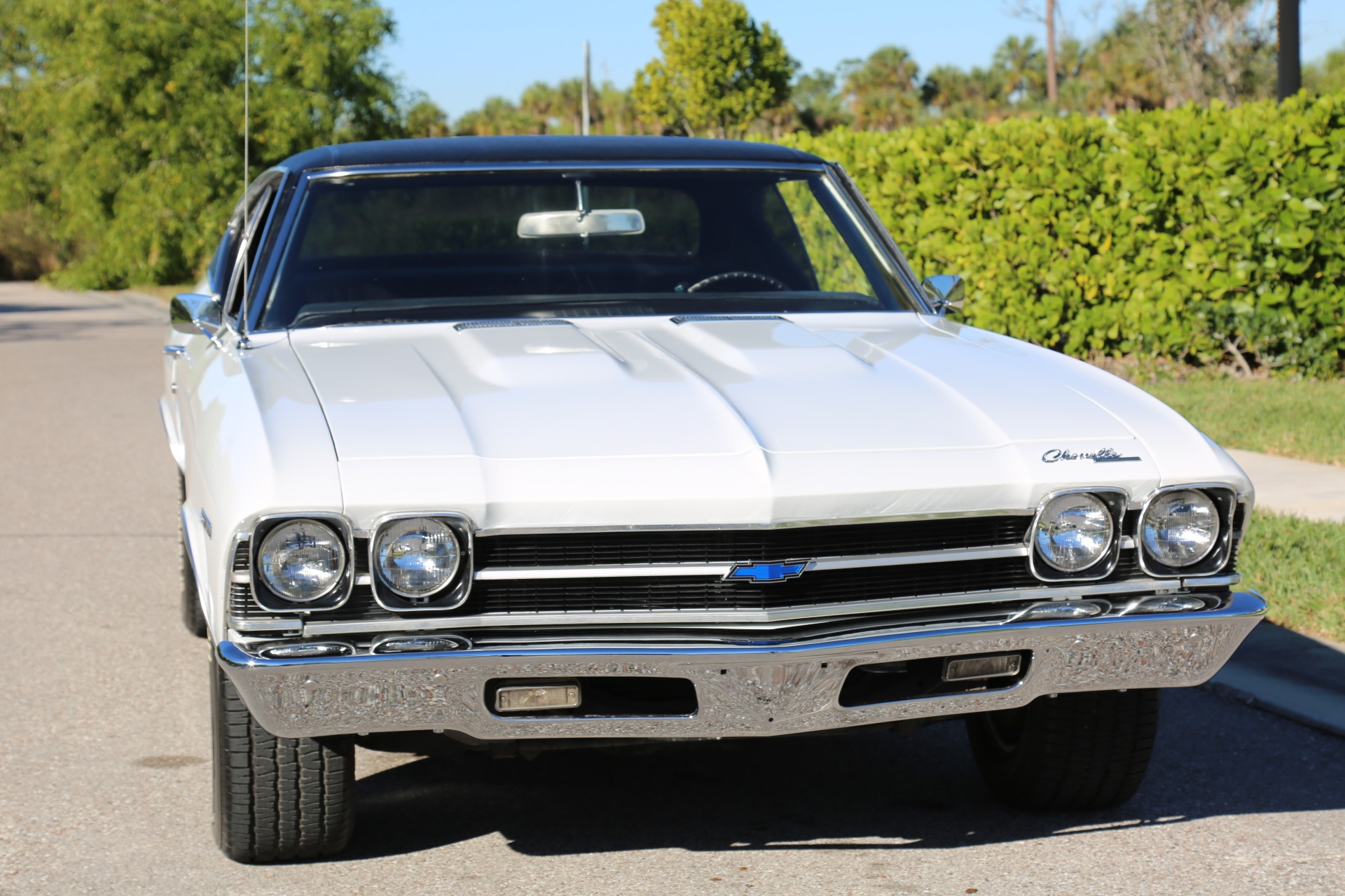Used 1969 Chevy Chevelle V8 Auto for sale $27,000 at Muscle Cars for Sale Inc. in Fort Myers FL 33912 3