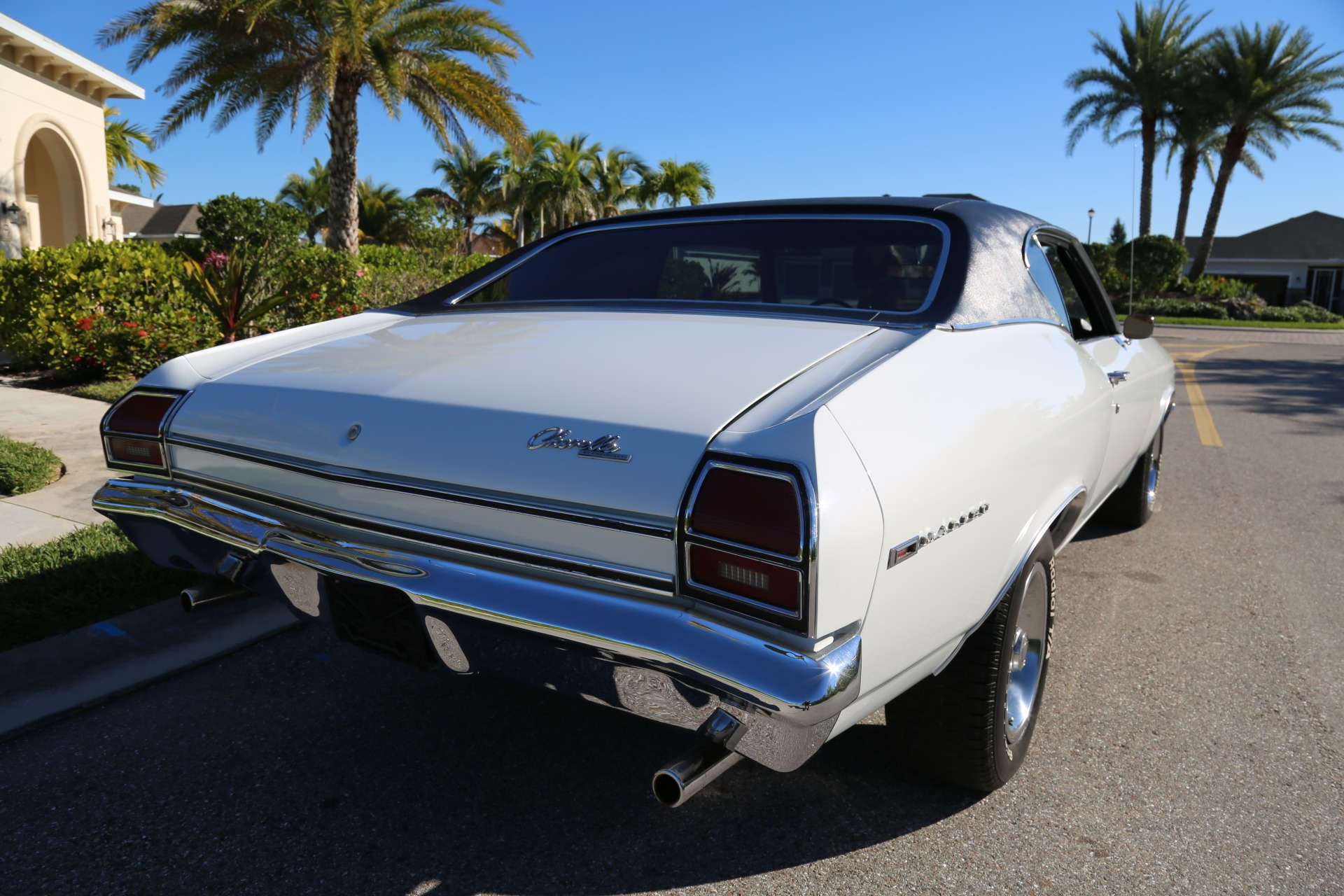 Used 1969 Chevy Chevelle V8 Auto for sale $27,000 at Muscle Cars for Sale Inc. in Fort Myers FL 33912 8