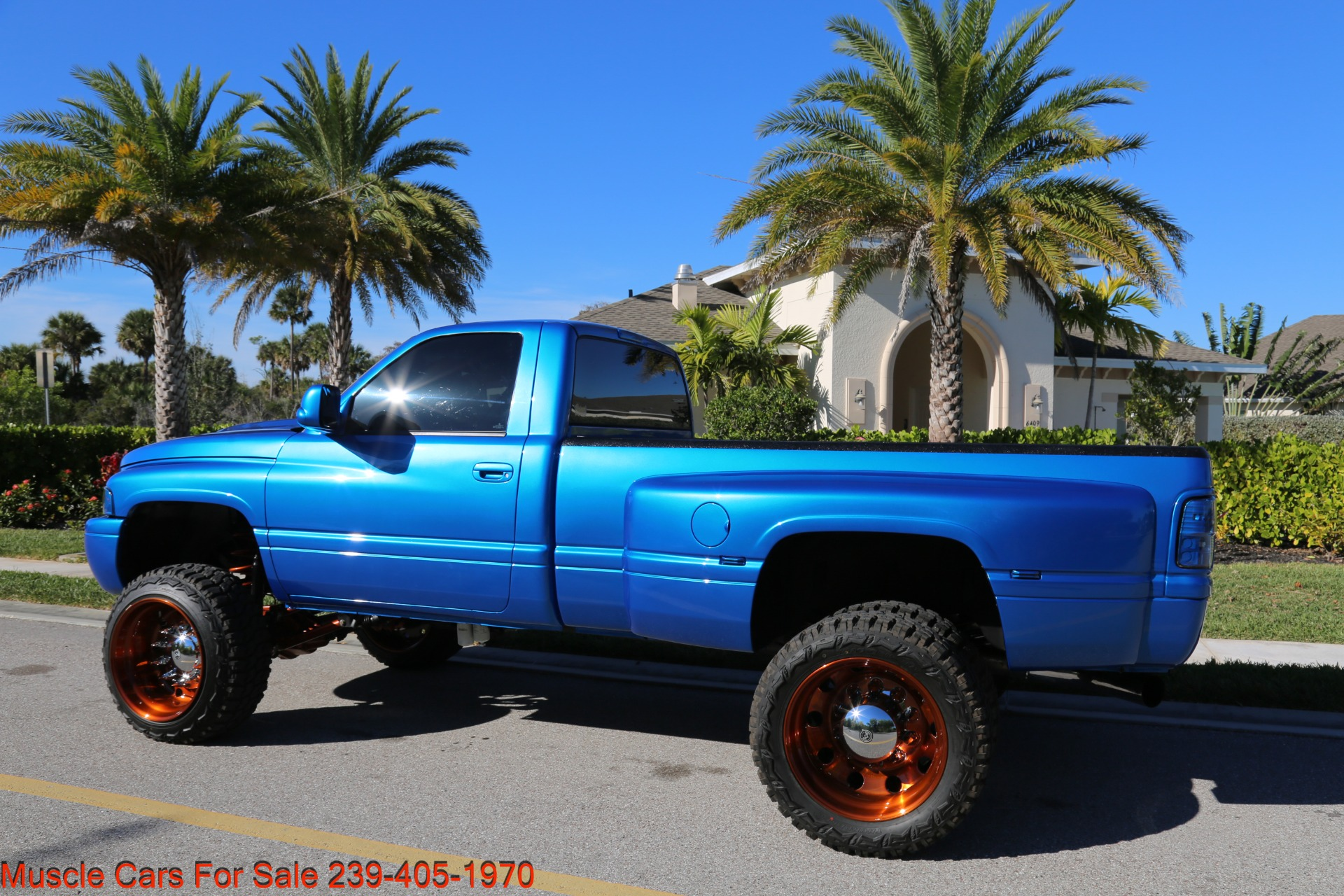 Used 2001 Dodge Ram 2500 Dually for sale $34,900 at Muscle Cars for Sale Inc. in Fort Myers FL 33912 2