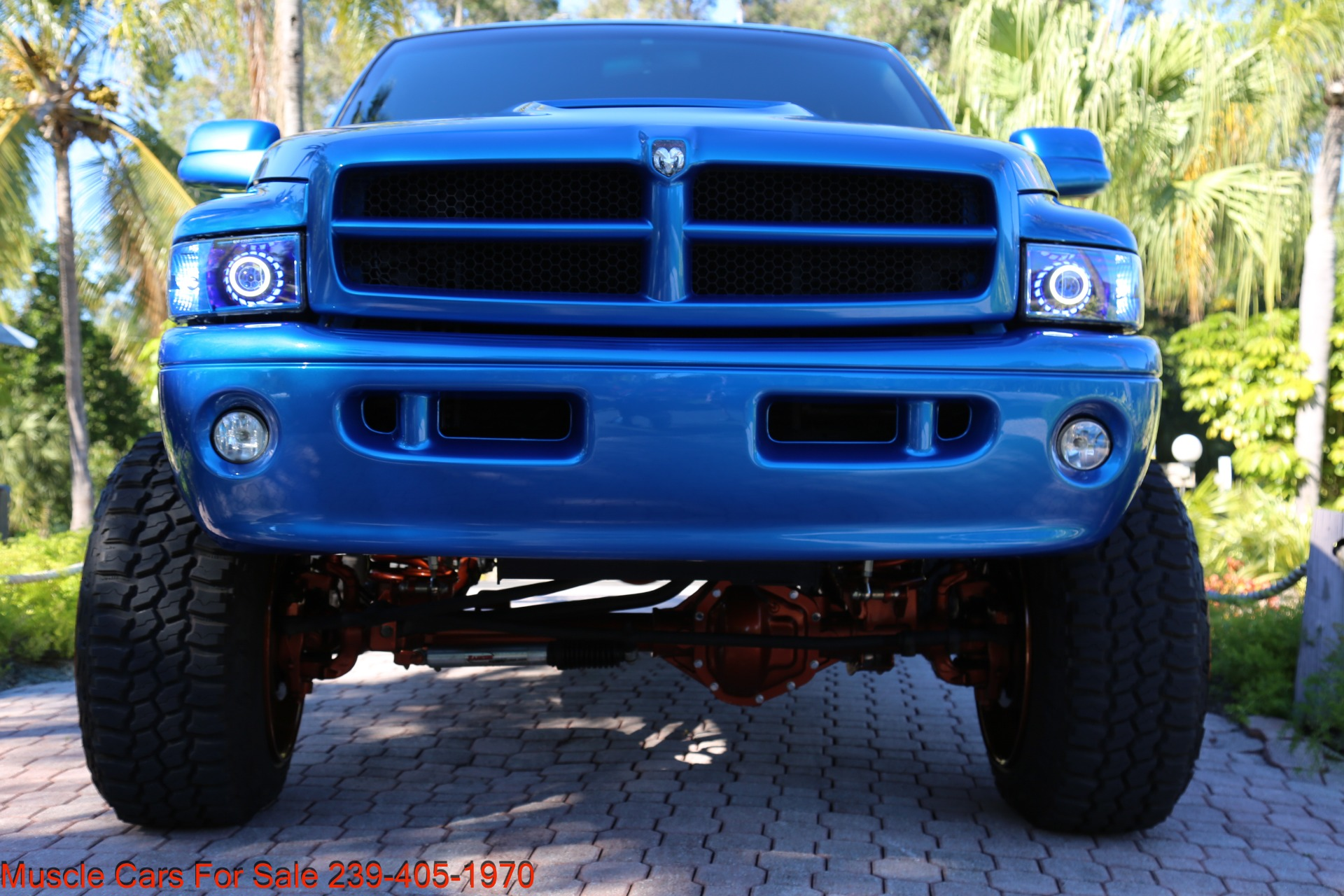 Used 2001 Dodge Ram 2500 Dually for sale $34,900 at Muscle Cars for Sale Inc. in Fort Myers FL 33912 4