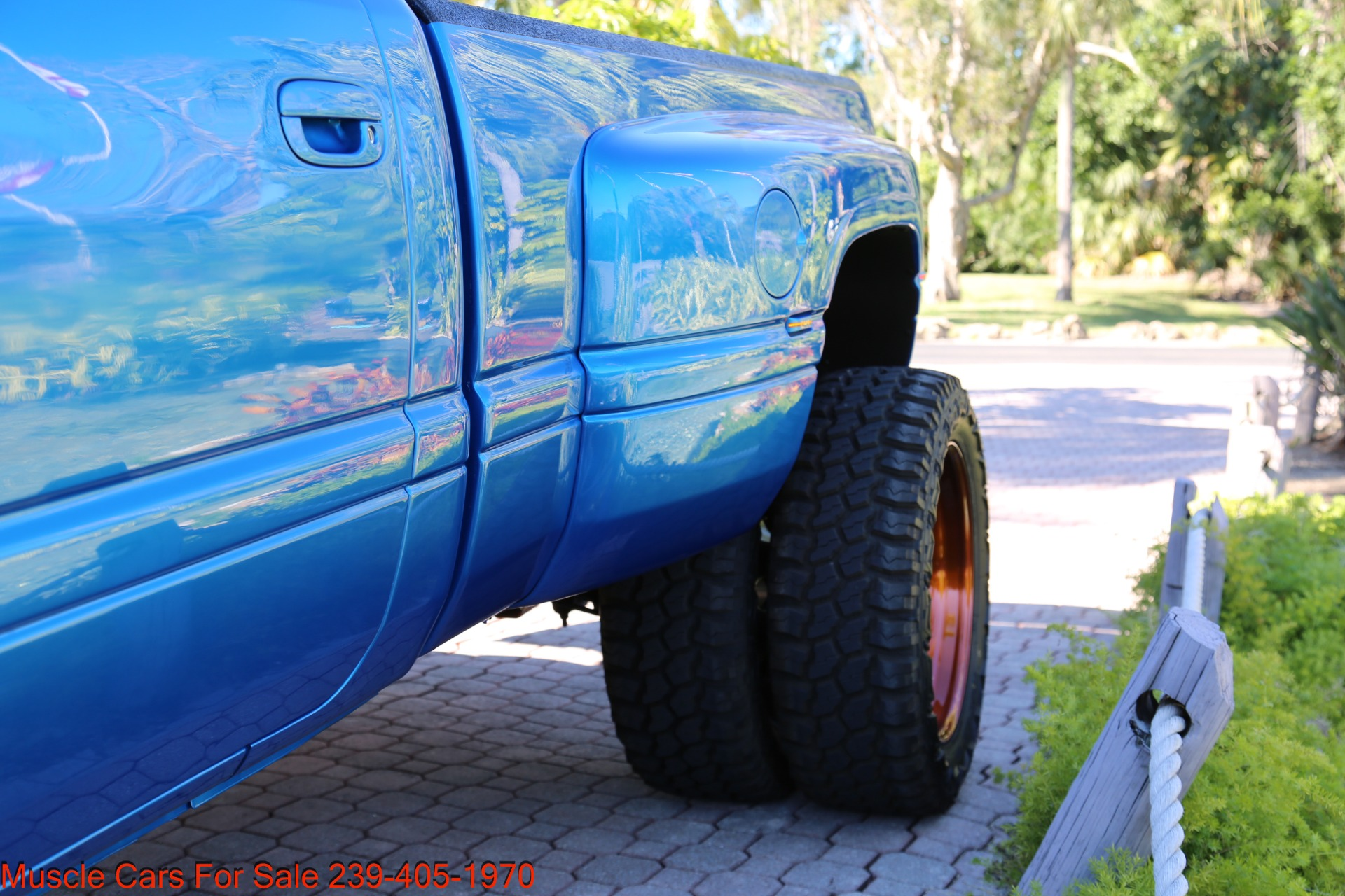 Used 2001 Dodge Ram 2500 Dually for sale $34,900 at Muscle Cars for Sale Inc. in Fort Myers FL 33912 6
