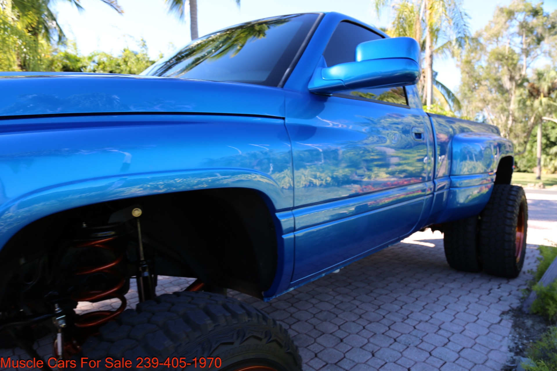Used 2001 Dodge Ram 2500 Dually for sale $34,900 at Muscle Cars for Sale Inc. in Fort Myers FL 33912 7