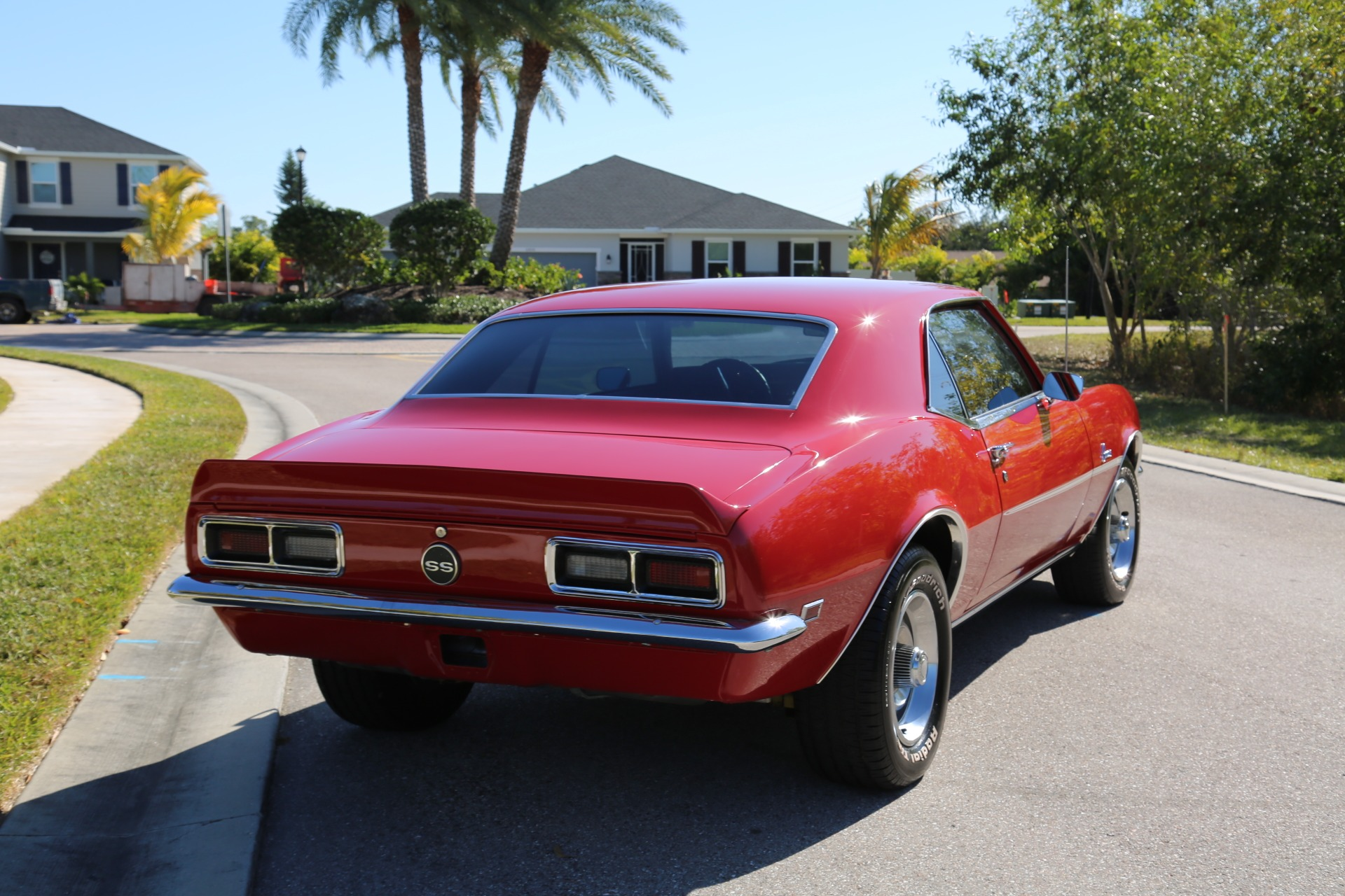 Used 1968 Chevrolet Camaro Camaro V8 350 Auto for sale Sold at Muscle Cars for Sale Inc. in Fort Myers FL 33912 8