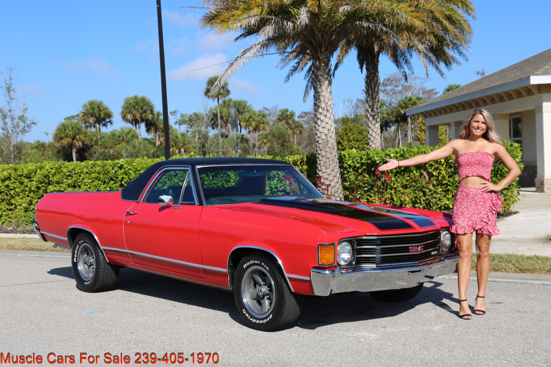Used 1972 GMC Sprint Sprint for sale $18,500 at Muscle Cars for Sale Inc. in Fort Myers FL 33912 3