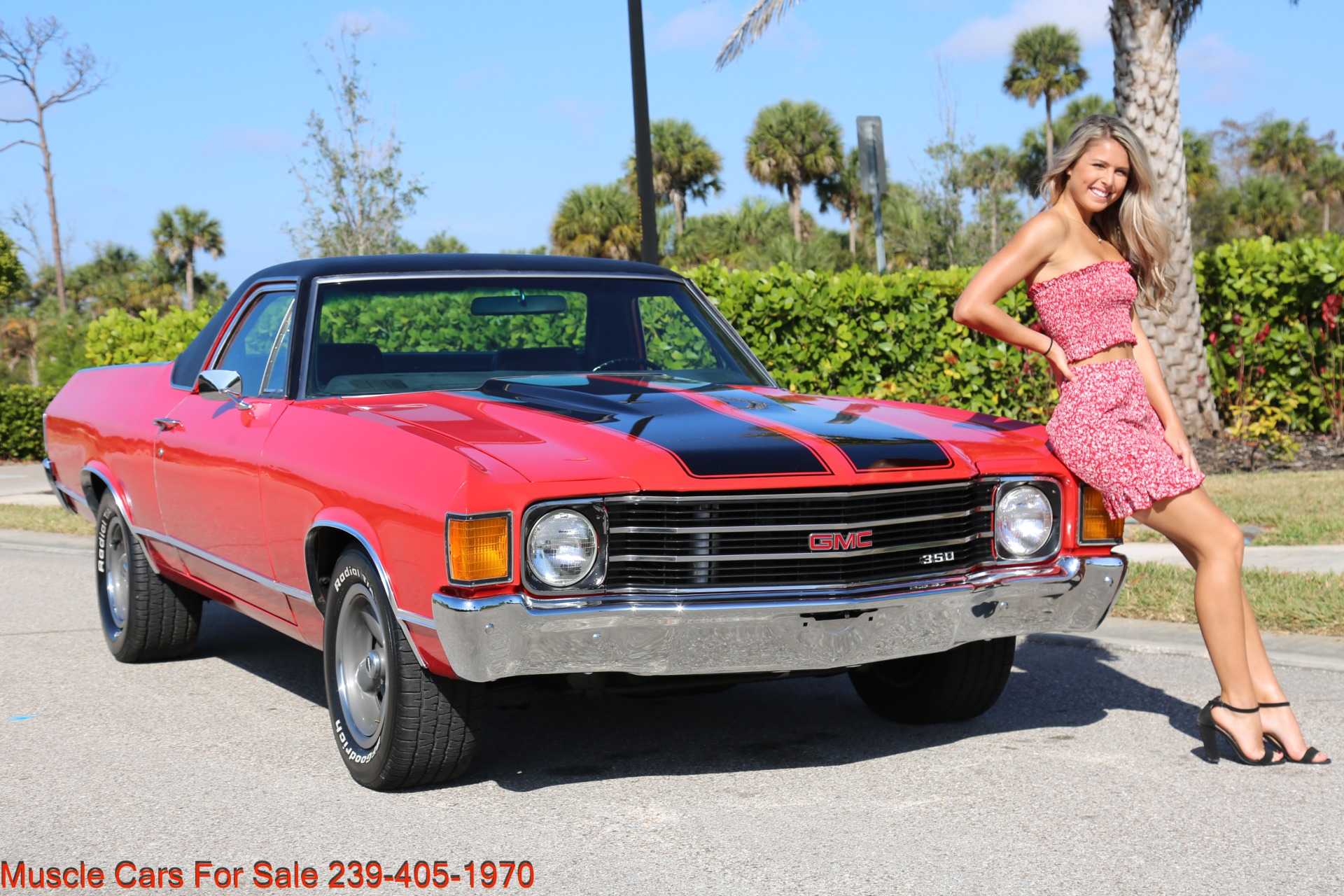 Used 1972 GMC Sprint Sprint for sale $18,500 at Muscle Cars for Sale Inc. in Fort Myers FL 33912 5
