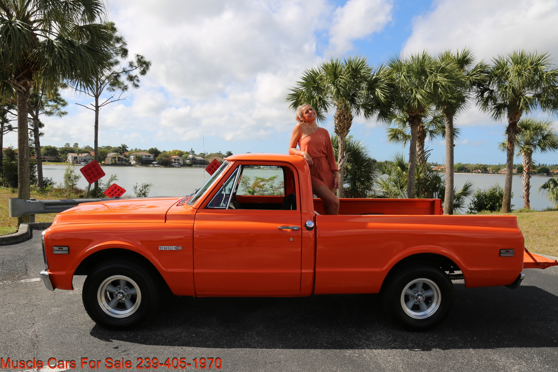 Used 1972 Chevrolet C10 Short bed for sale $24,000 at Muscle Cars for Sale Inc. in Fort Myers FL 33912 5