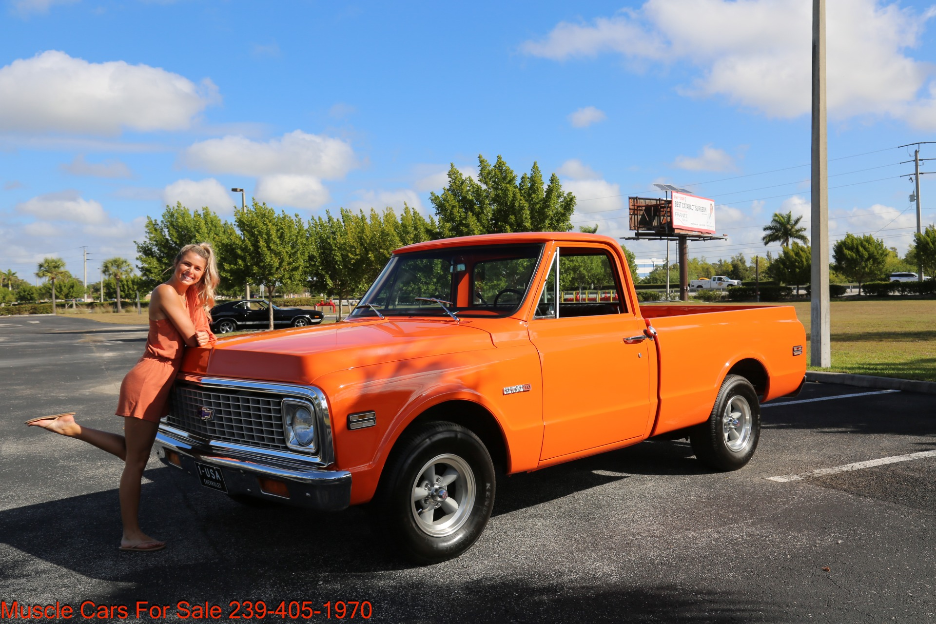 Used 1972 Chevrolet C10 Short bed for sale $24,000 at Muscle Cars for Sale Inc. in Fort Myers FL 33912 6
