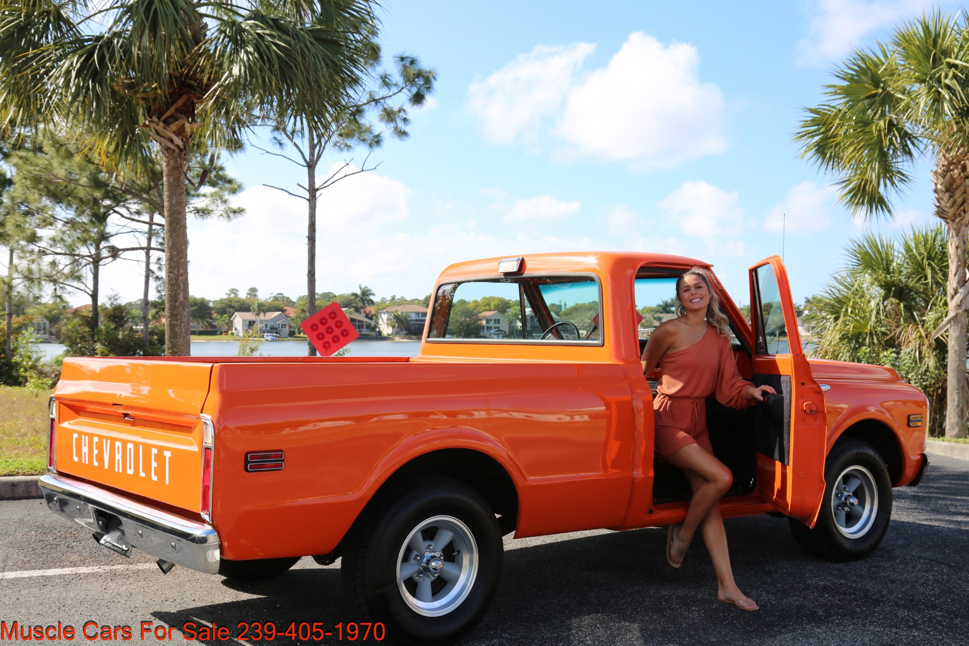 Used 1972 Chevrolet C10 Short bed for sale $24,000 at Muscle Cars for Sale Inc. in Fort Myers FL 33912 8