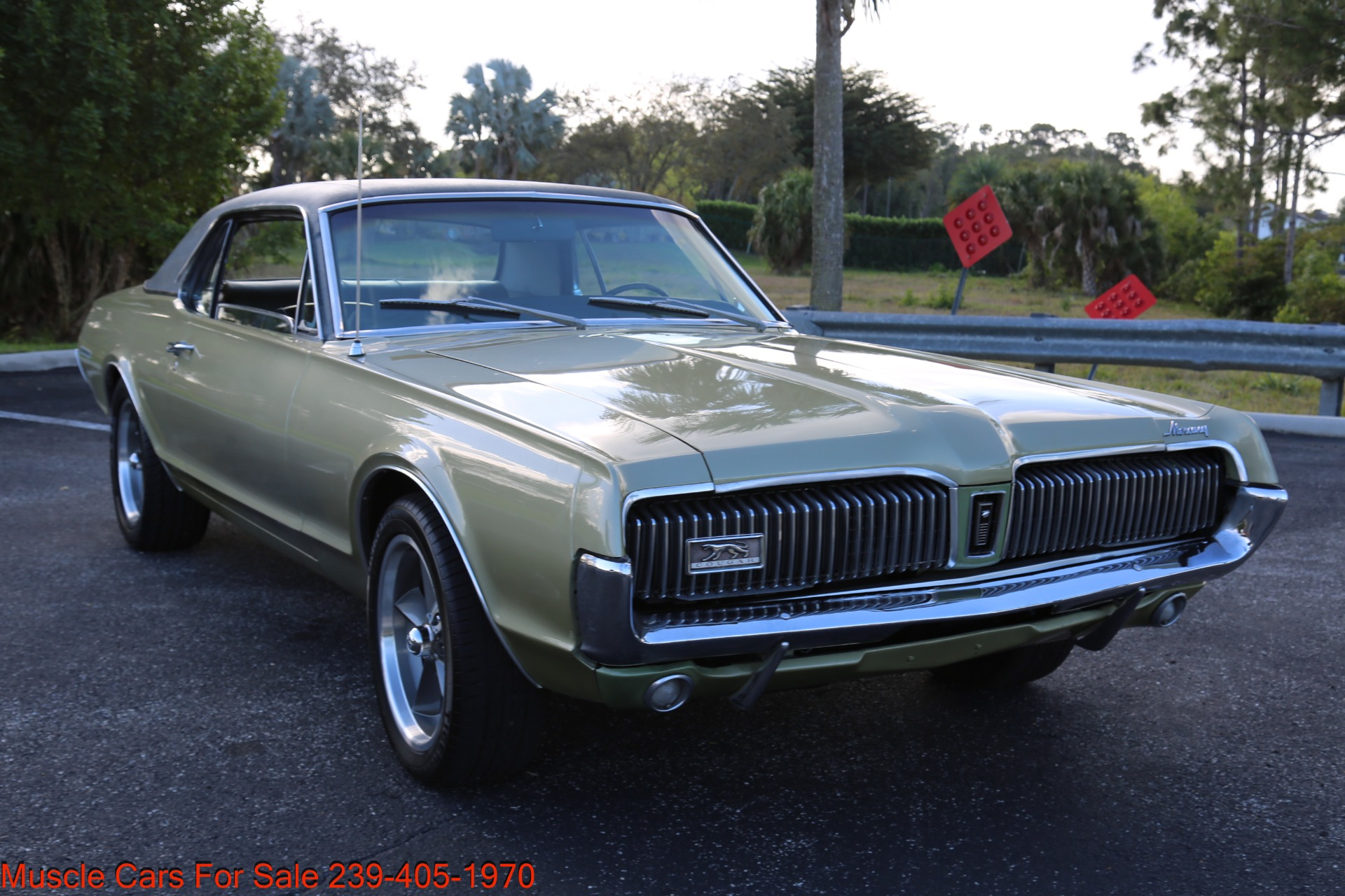Used 1967 Mercury Cougar XR7 for sale $19,000 at Muscle Cars for Sale Inc. in Fort Myers FL 33912 2