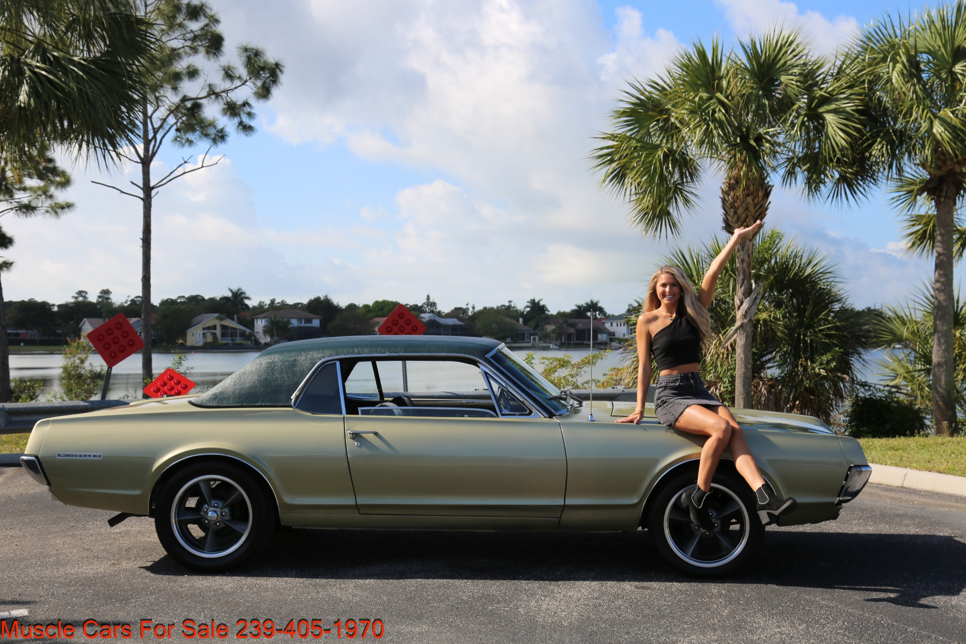 Used 1967 Mercury Cougar XR7 for sale $19,000 at Muscle Cars for Sale Inc. in Fort Myers FL 33912 3