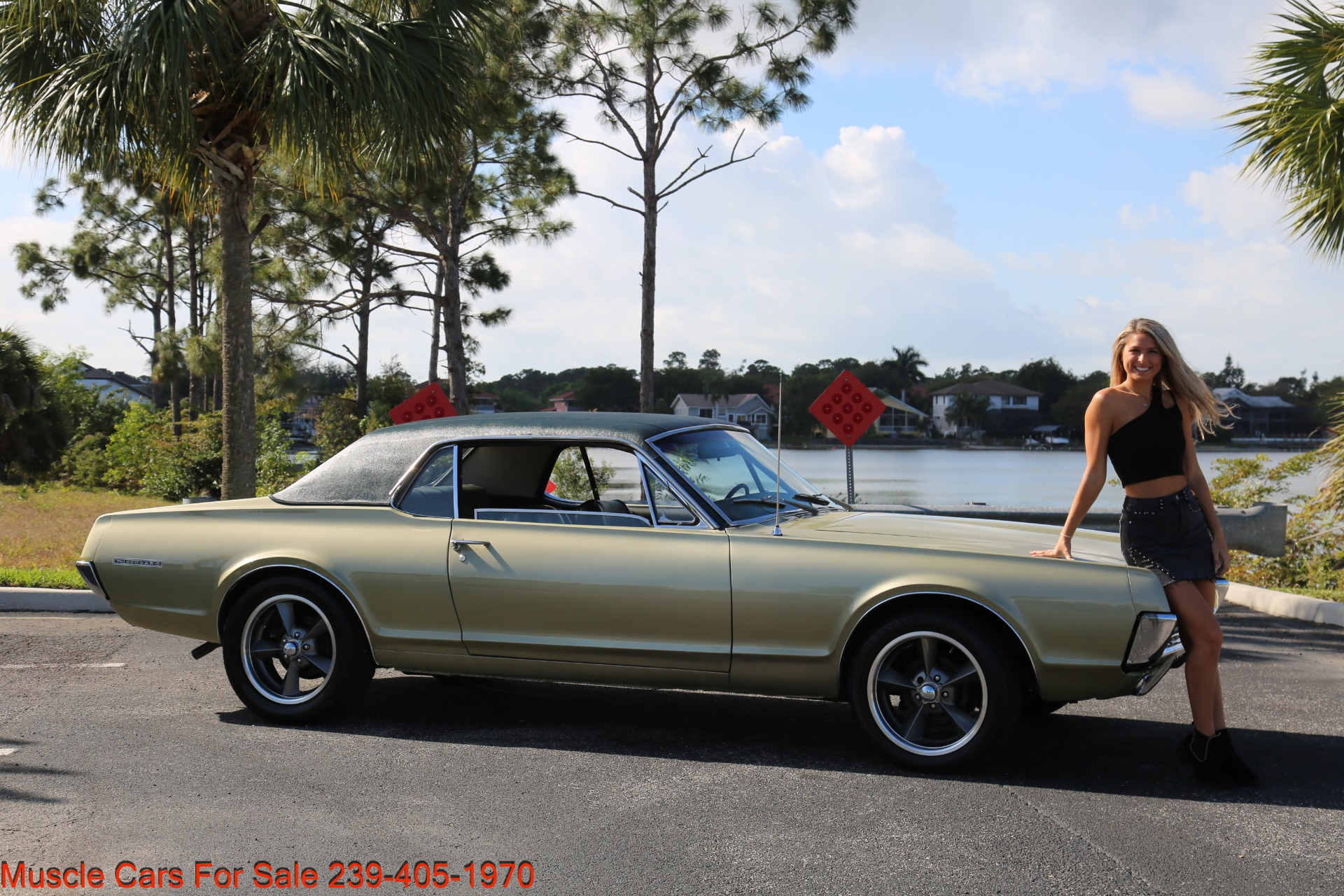 Used 1967 Mercury Cougar XR7 for sale $19,000 at Muscle Cars for Sale Inc. in Fort Myers FL 33912 5