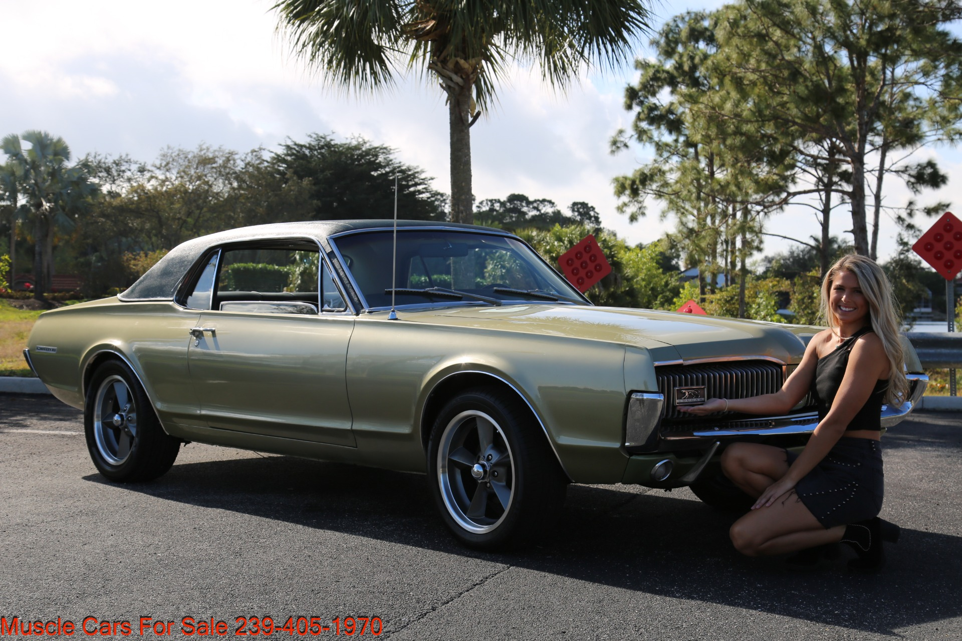 Used 1967 Mercury Cougar XR7 for sale $19,000 at Muscle Cars for Sale Inc. in Fort Myers FL 33912 7