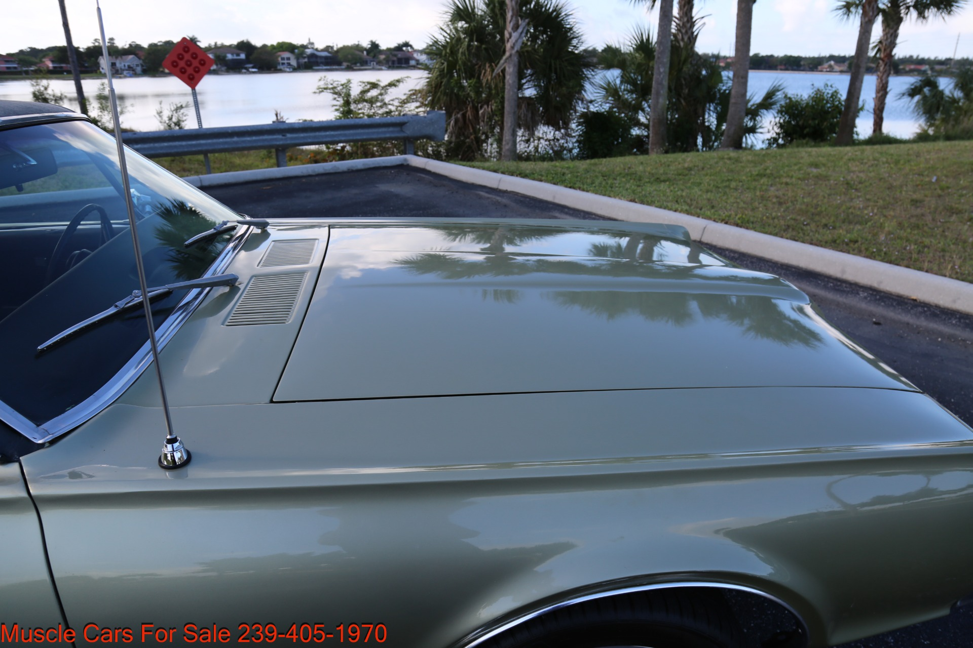 Used 1967 Mercury Cougar XR7 for sale $19,000 at Muscle Cars for Sale Inc. in Fort Myers FL 33912 8