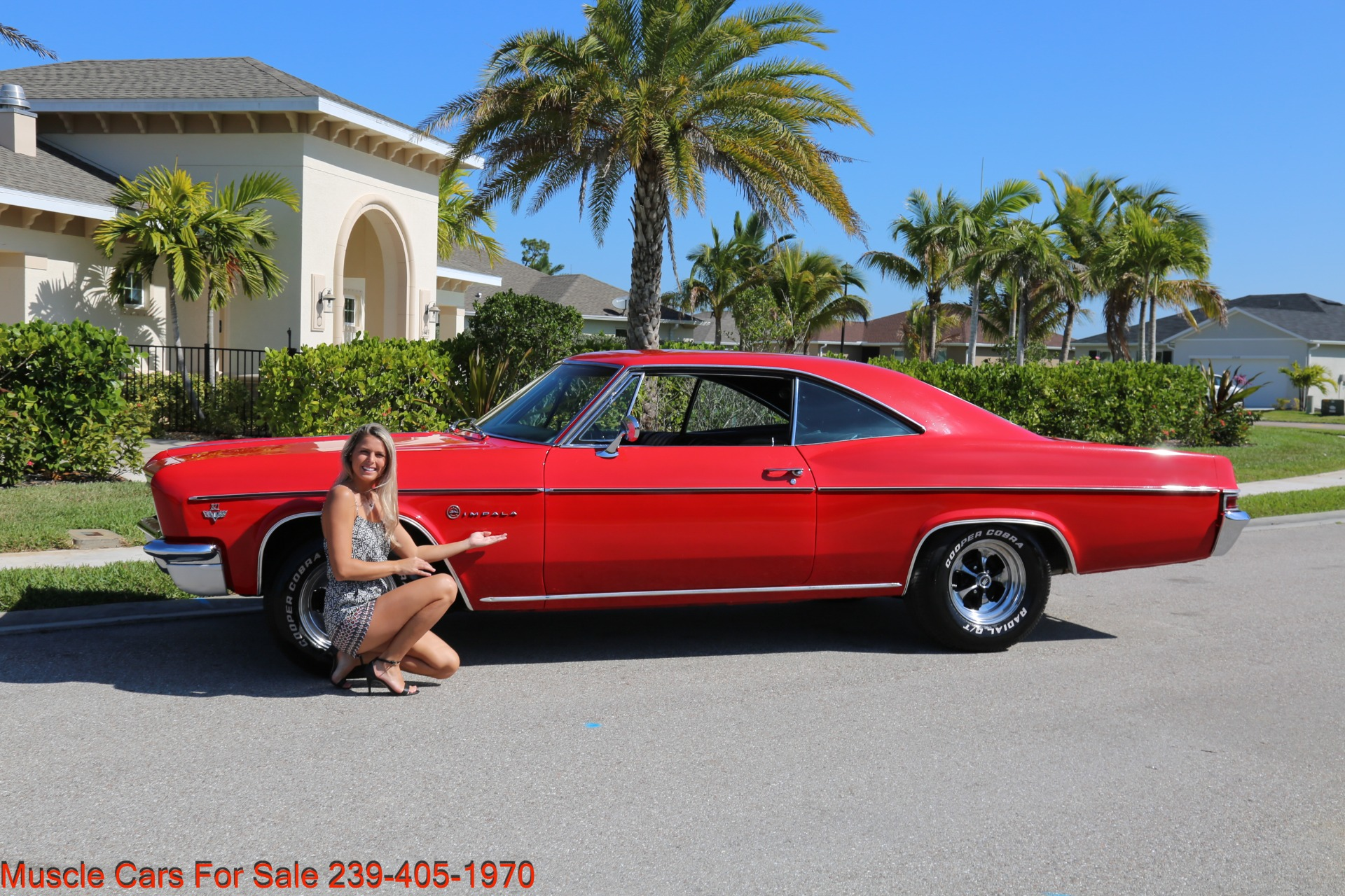 Used 1966 CHEVY IMPALA Impala for sale $24,000 at Muscle Cars for Sale Inc. in Fort Myers FL 33912 2