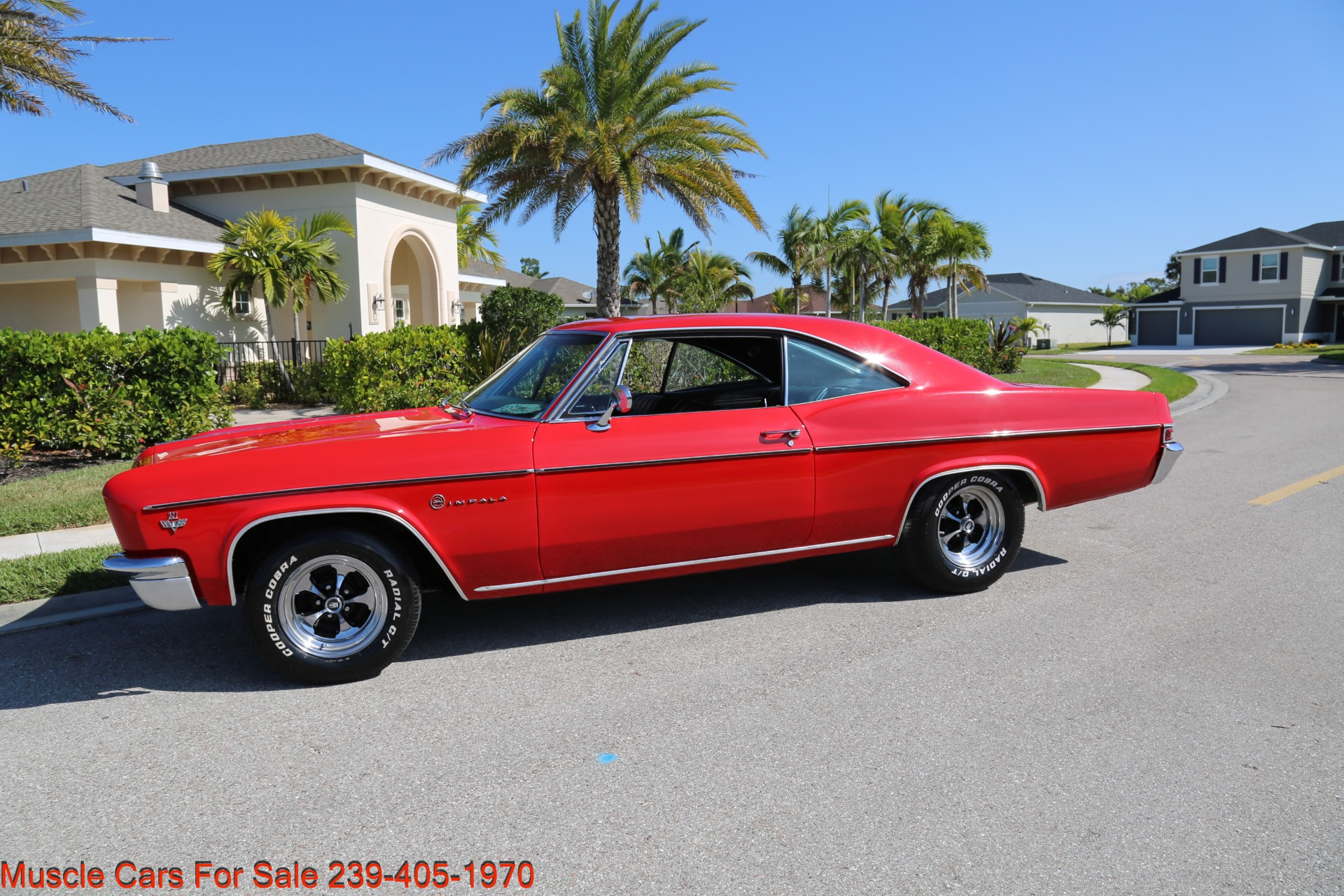 Used 1966 CHEVY IMPALA Impala for sale $24,000 at Muscle Cars for Sale Inc. in Fort Myers FL 33912 3