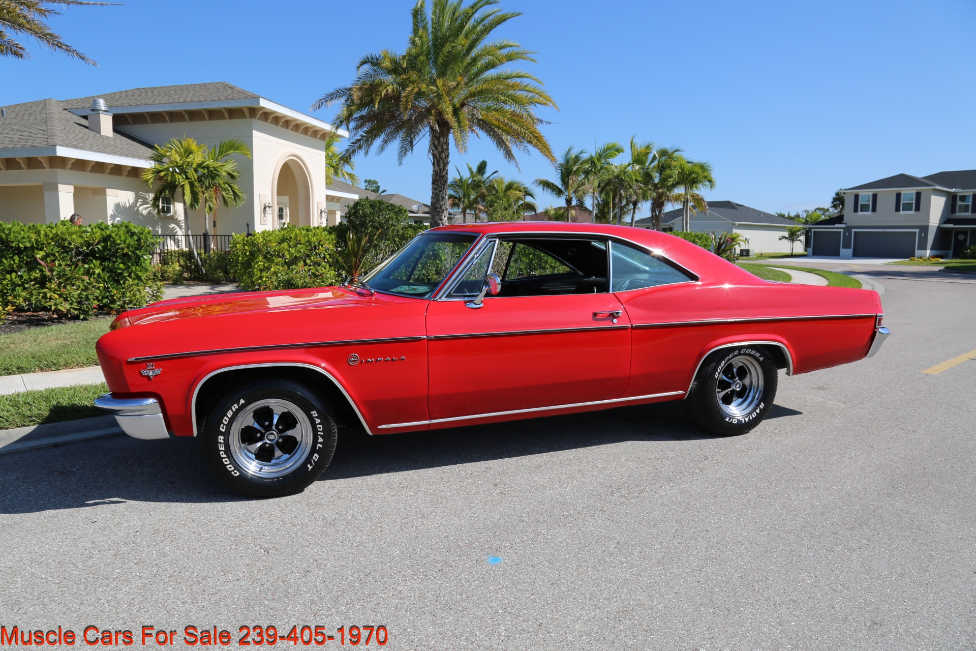 Used 1966 CHEVY IMPALA Impala for sale $24,000 at Muscle Cars for Sale Inc. in Fort Myers FL 33912 4