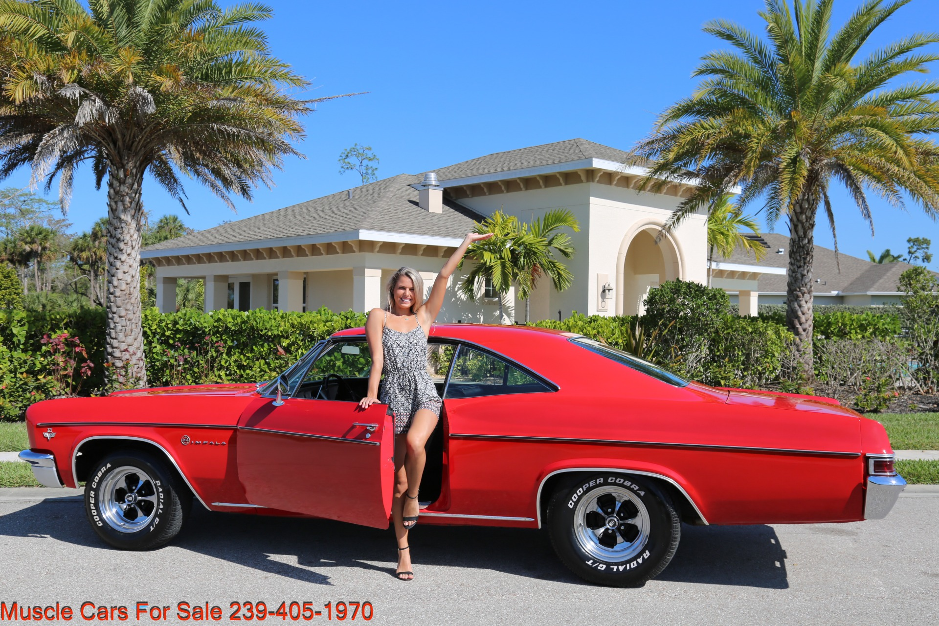 Used 1966 CHEVY IMPALA Impala for sale $24,000 at Muscle Cars for Sale Inc. in Fort Myers FL 33912 5