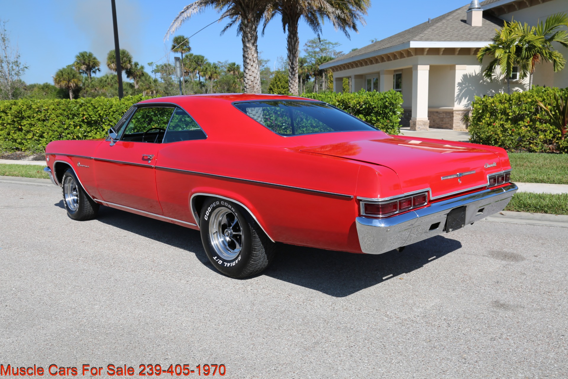Used 1966 CHEVY IMPALA Impala for sale $24,000 at Muscle Cars for Sale Inc. in Fort Myers FL 33912 6