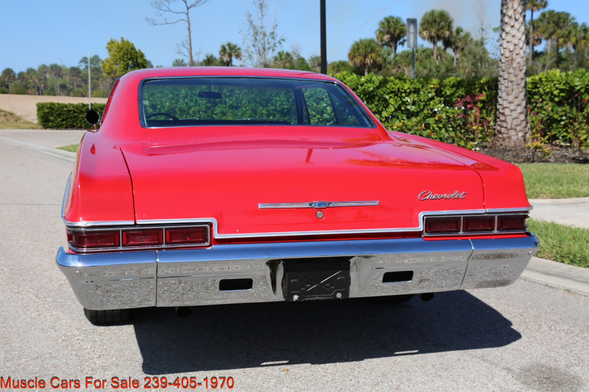Used 1966 CHEVY IMPALA Impala for sale $24,000 at Muscle Cars for Sale Inc. in Fort Myers FL 33912 7