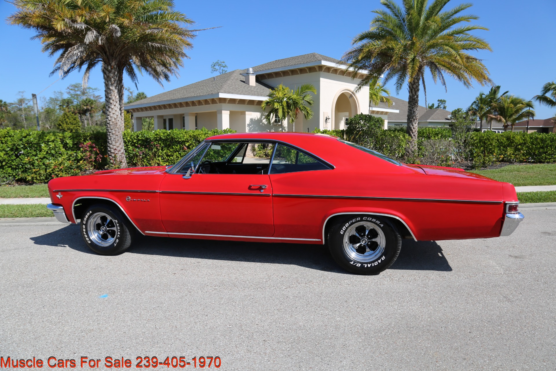 Used 1966 CHEVY IMPALA Impala for sale $24,000 at Muscle Cars for Sale Inc. in Fort Myers FL 33912 8