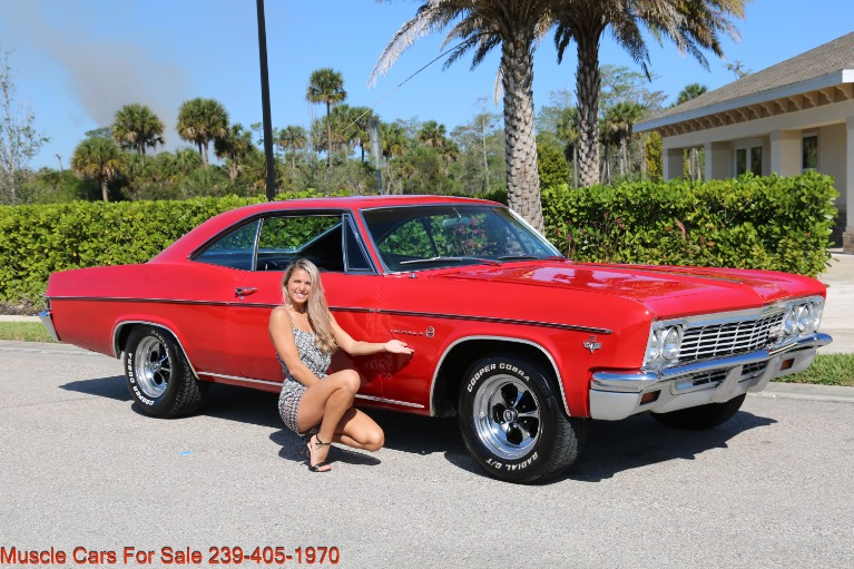 Used 1966 CHEVY IMPALA Impala for sale $24,000 at Muscle Cars for Sale Inc. in Fort Myers FL