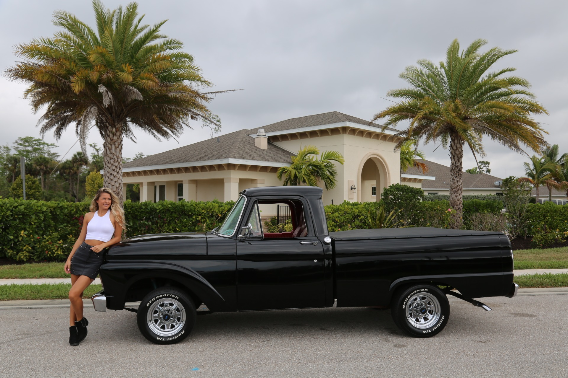 Used 1964 FORD PICKUP F100 Custom Cab for sale Sold at Muscle Cars for Sale Inc. in Fort Myers FL 33912 2