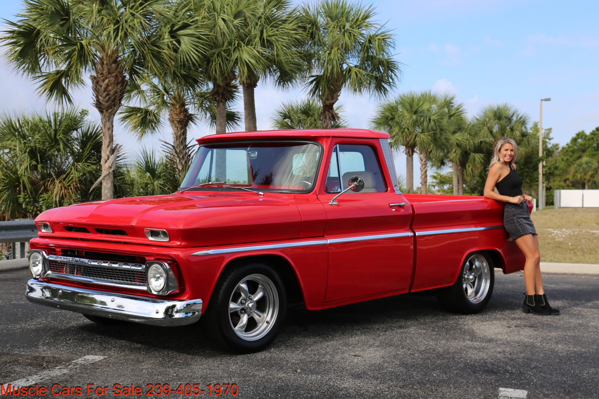 Used 1966 CHEVY PICKUP C10 for sale $34,900 at Muscle Cars for Sale Inc. in Fort Myers FL 33912 2