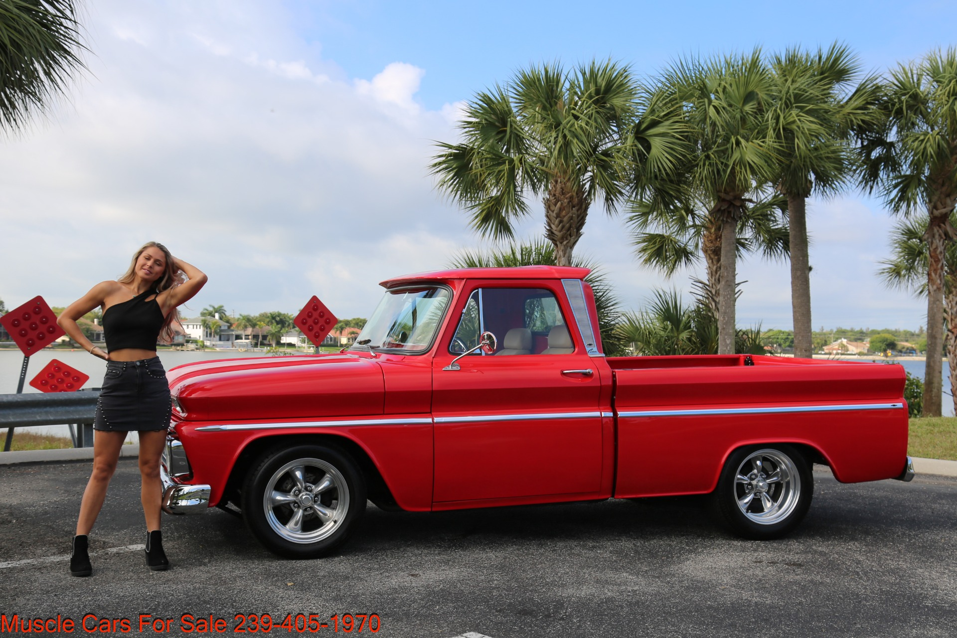 Used 1966 CHEVY PICKUP C10 for sale $34,900 at Muscle Cars for Sale Inc. in Fort Myers FL 33912 4