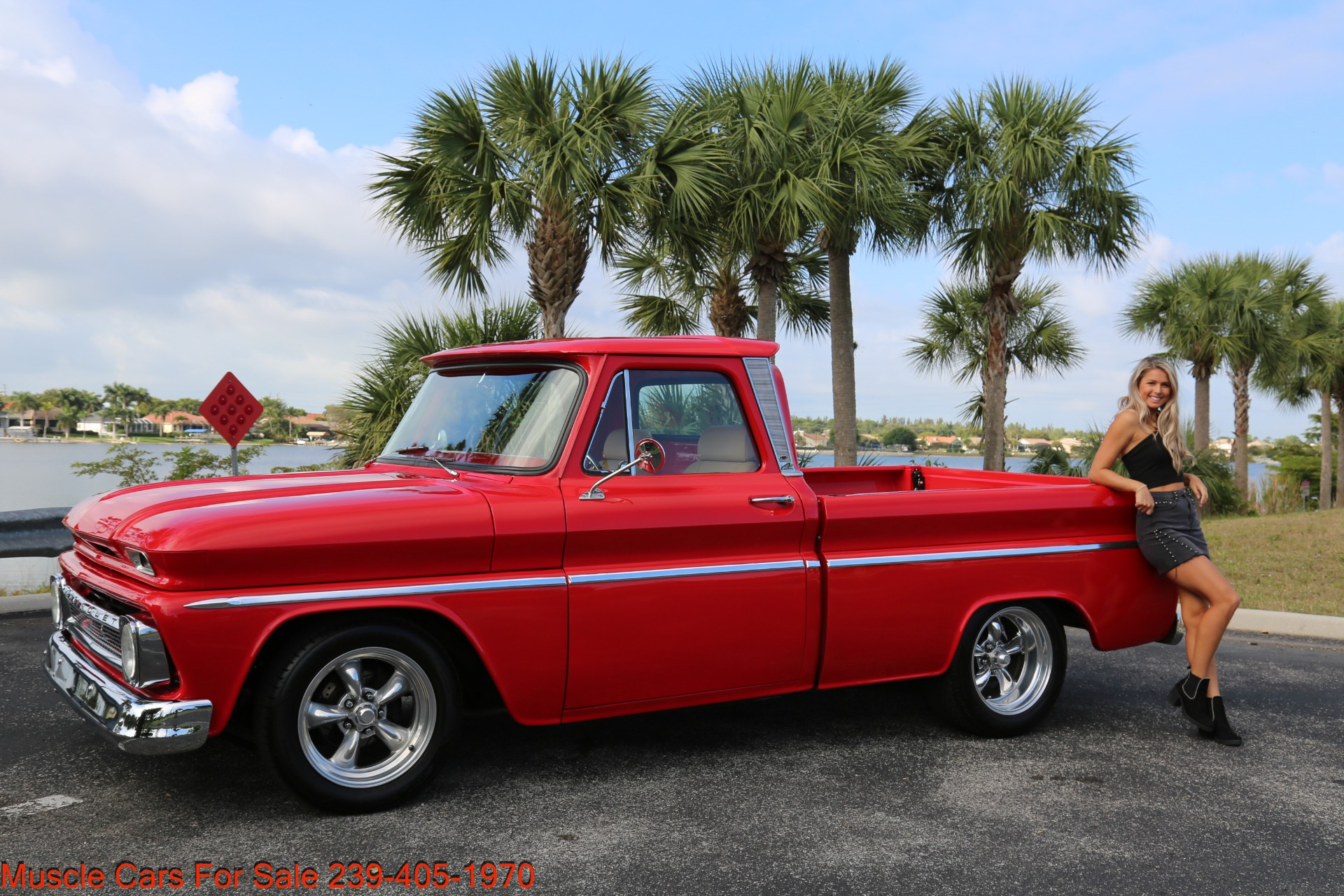 Used 1966 CHEVY PICKUP C10 for sale $34,900 at Muscle Cars for Sale Inc. in Fort Myers FL 33912 8