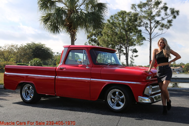 Used 1966 CHEVY PICKUP C10 for sale $34,900 at Muscle Cars for Sale Inc. in Fort Myers FL