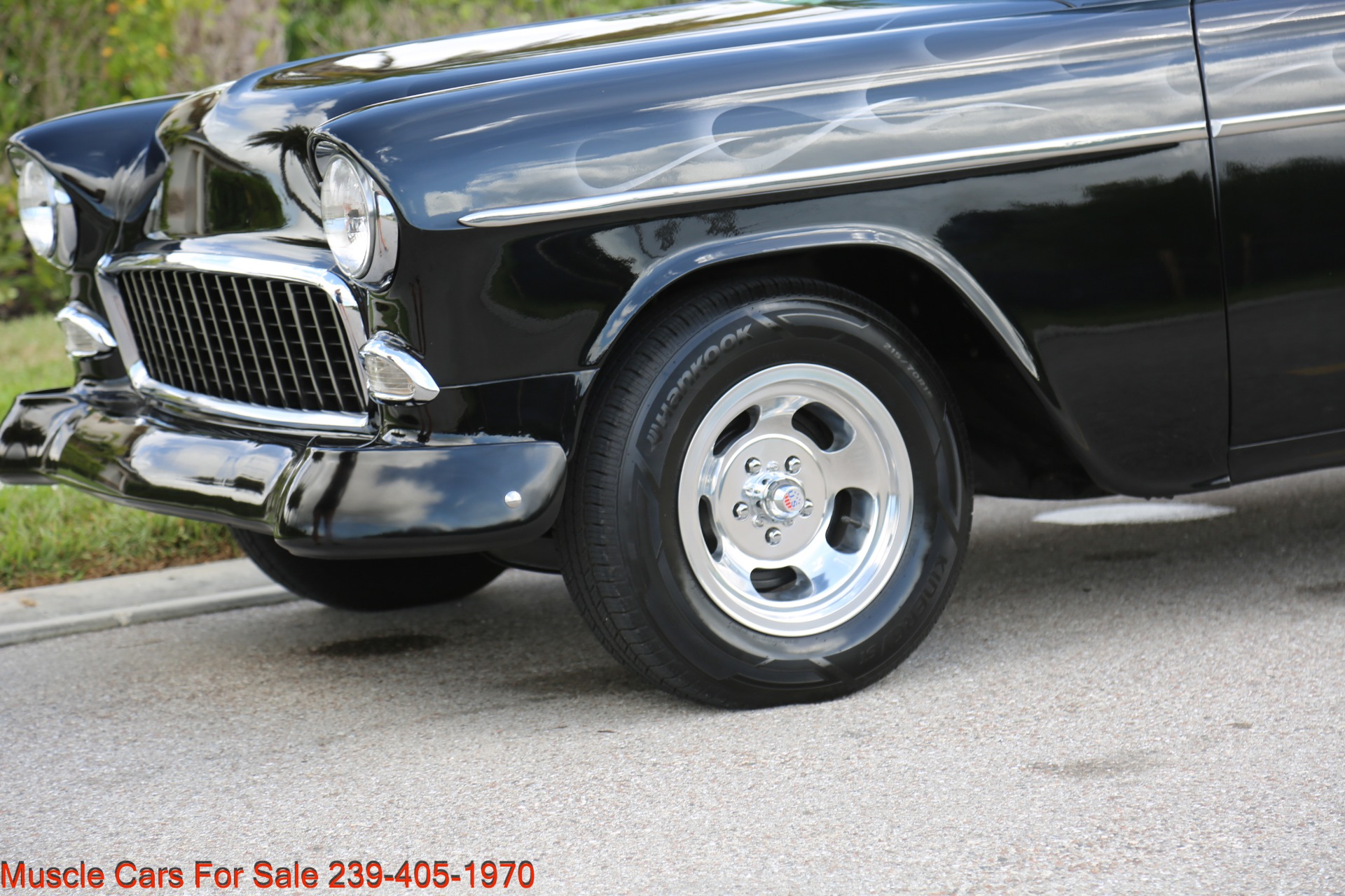 Used 1955 Chevrolet 210 Belair for sale $34,500 at Muscle Cars for Sale Inc. in Fort Myers FL 33912 2