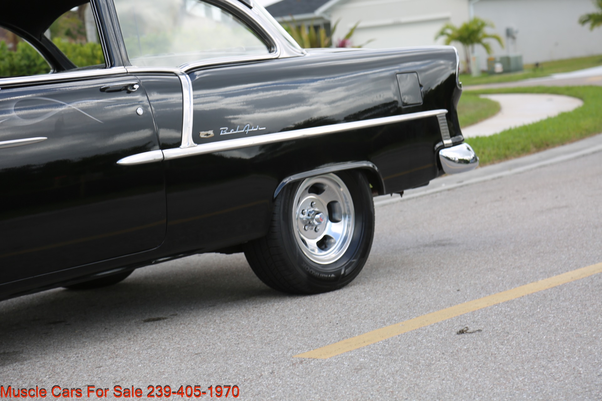 Used 1955 Chevrolet 210 Belair for sale $34,500 at Muscle Cars for Sale Inc. in Fort Myers FL 33912 3