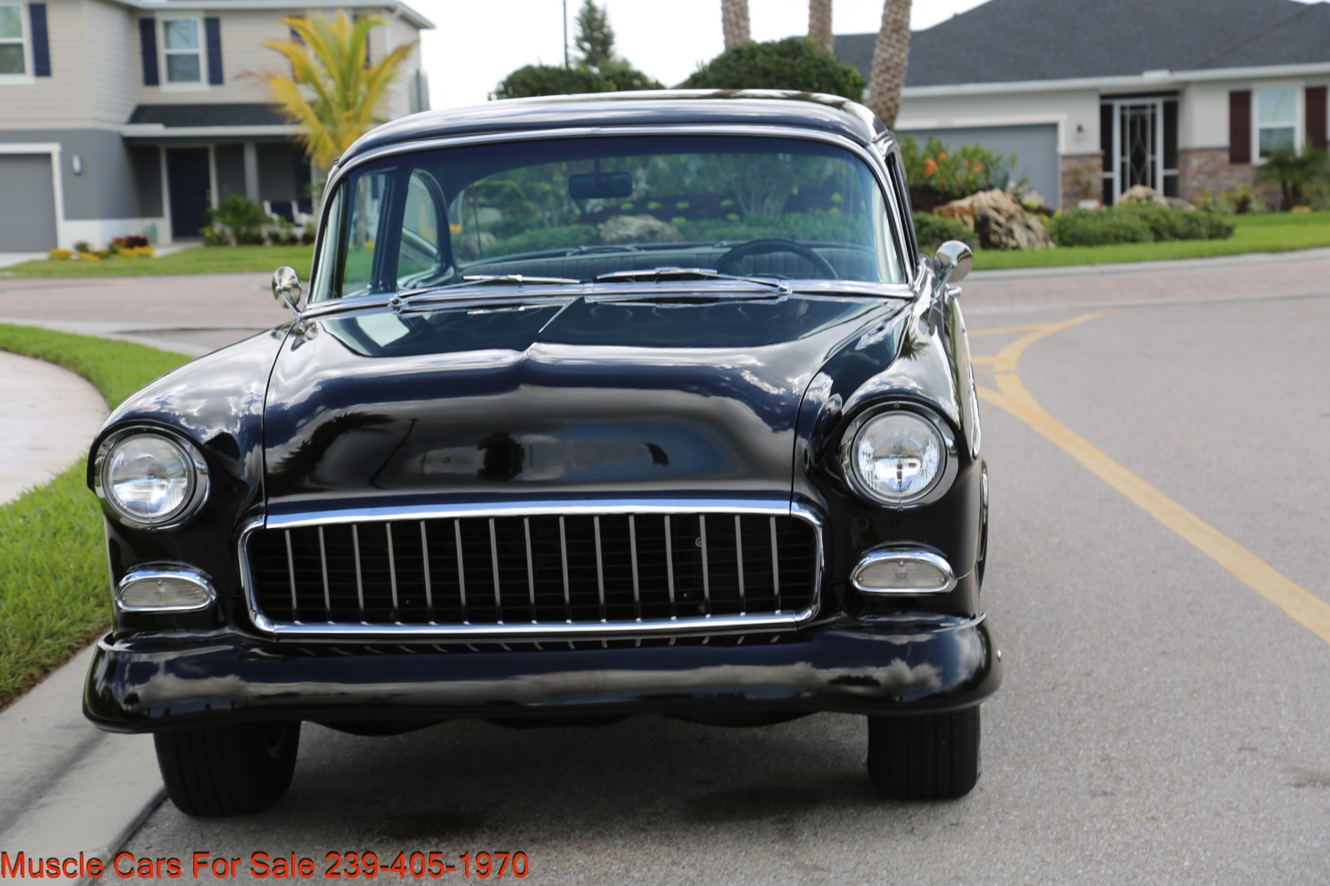 Used 1955 Chevrolet 210 Belair for sale $34,500 at Muscle Cars for Sale Inc. in Fort Myers FL 33912 5