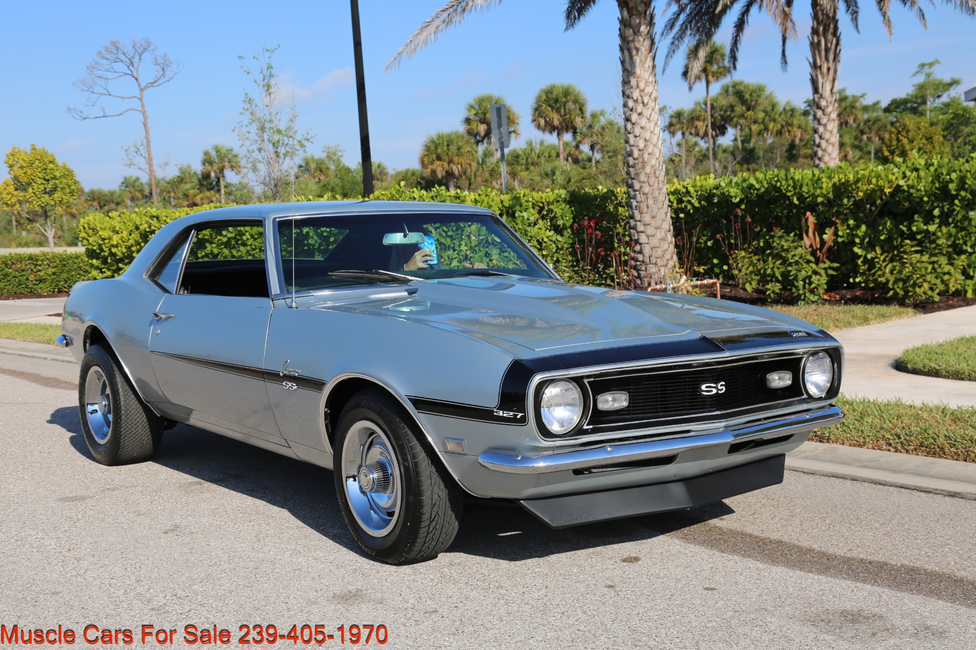 Used 1968 Chevrolet Camaro Camaro for sale Sold at Muscle Cars for Sale Inc. in Fort Myers FL 33912 5