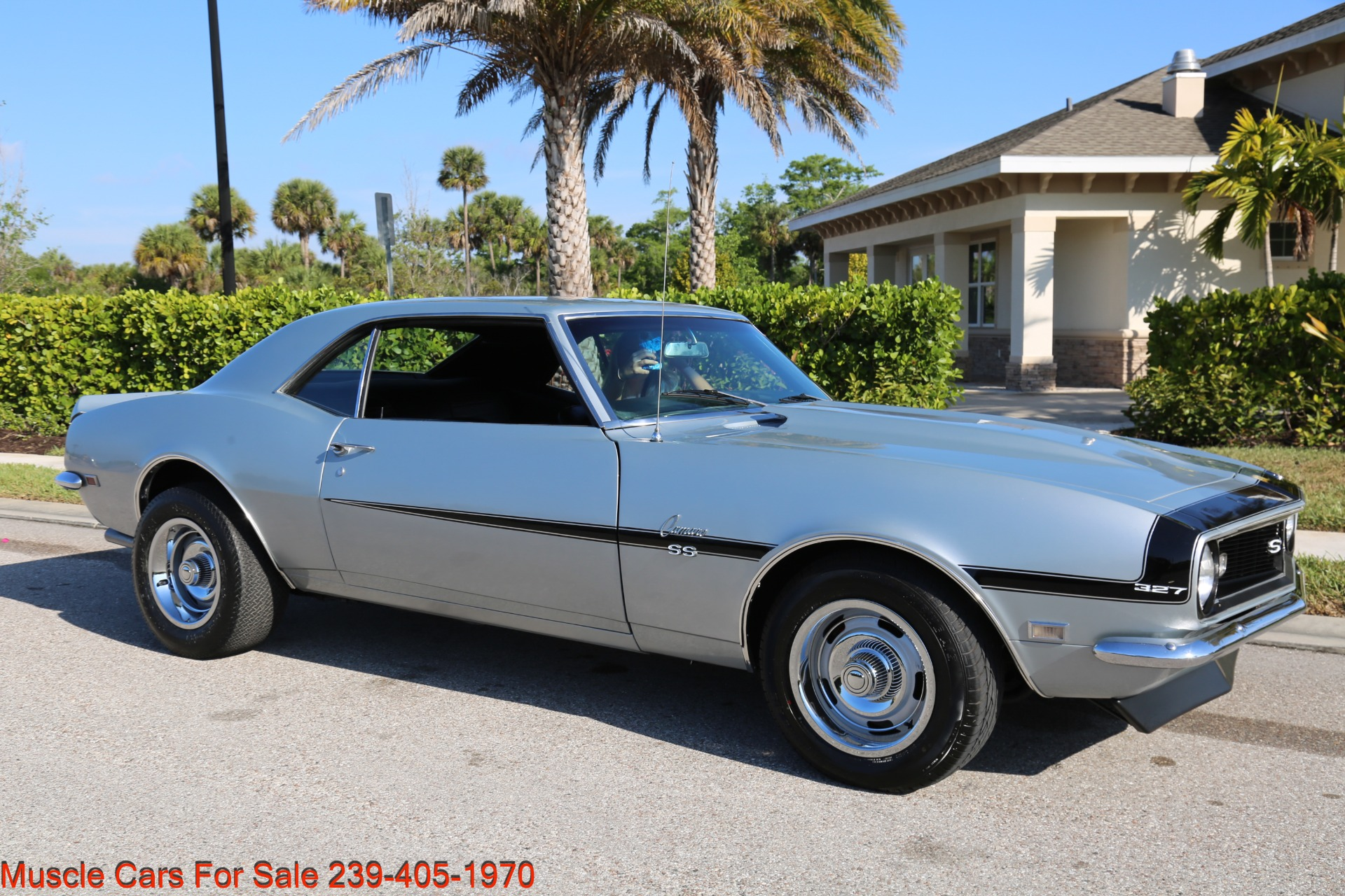 Used 1968 Chevrolet Camaro Camaro for sale Sold at Muscle Cars for Sale Inc. in Fort Myers FL 33912 6