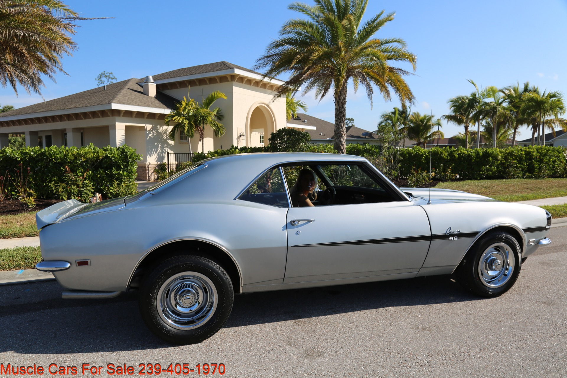 Used 1968 Chevrolet Camaro Camaro for sale Sold at Muscle Cars for Sale Inc. in Fort Myers FL 33912 7