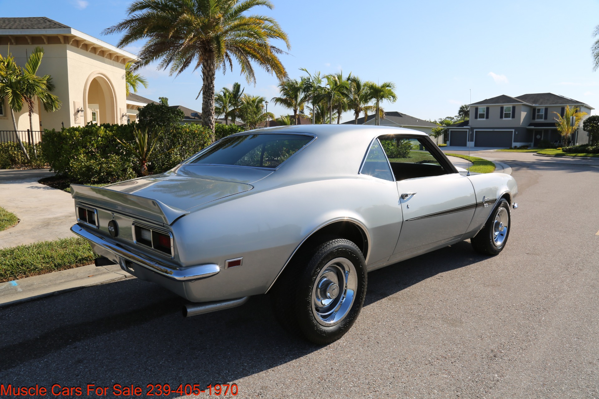 Used 1968 Chevrolet Camaro Camaro for sale Sold at Muscle Cars for Sale Inc. in Fort Myers FL 33912 8