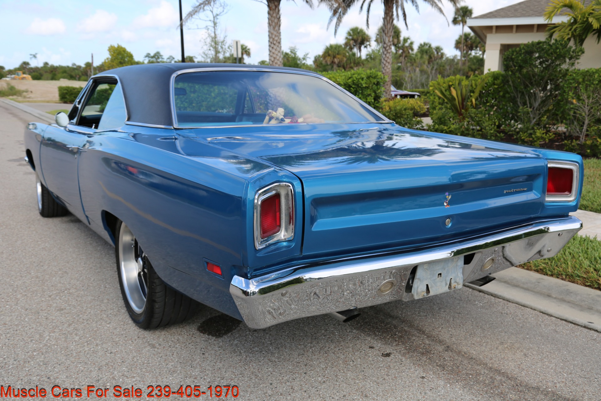 Used 1969 Plymouth Road Runner Road Runner for sale Sold at Muscle Cars for Sale Inc. in Fort Myers FL 33912 6