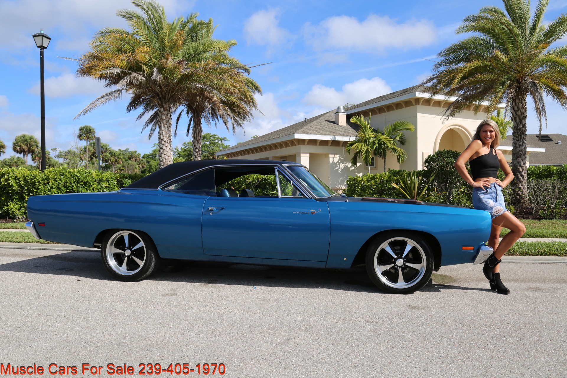 Used 1969 Plymouth Road Runner Road Runner for sale Sold at Muscle Cars for Sale Inc. in Fort Myers FL 33912 8