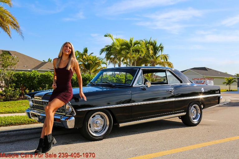 Used 1967 Chevrolet Nova V8 Auto for sale $36,000 at Muscle Cars for Sale Inc. in Fort Myers FL