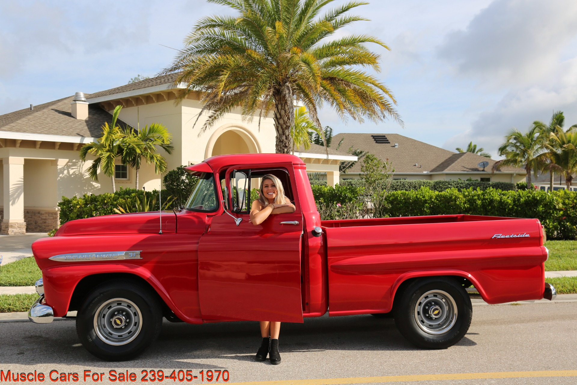 Used 1959 Chevrolet Apache for sale Sold at Muscle Cars for Sale Inc. in Fort Myers FL 33912 4