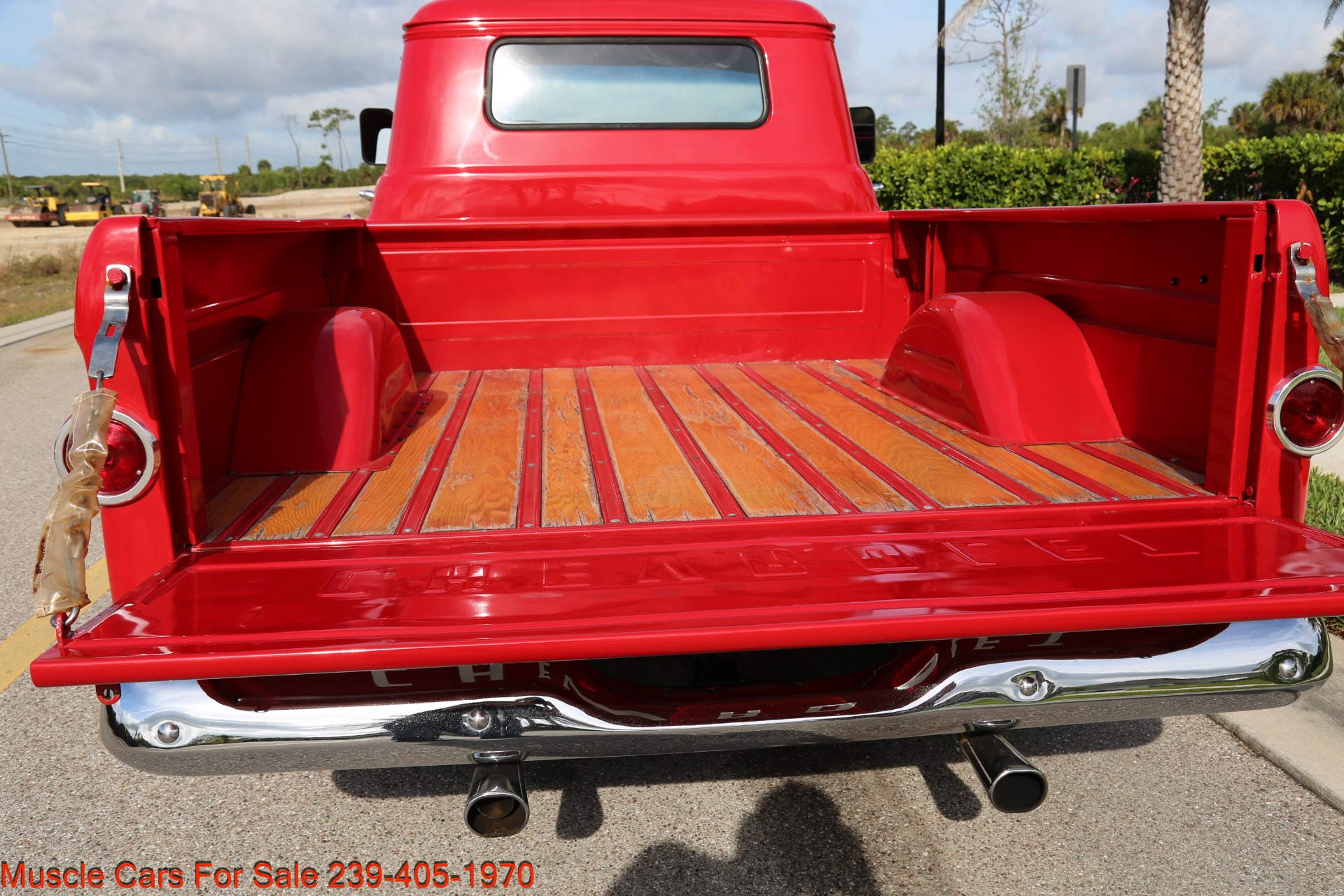 Used 1959 Chevrolet Apache for sale Sold at Muscle Cars for Sale Inc. in Fort Myers FL 33912 6