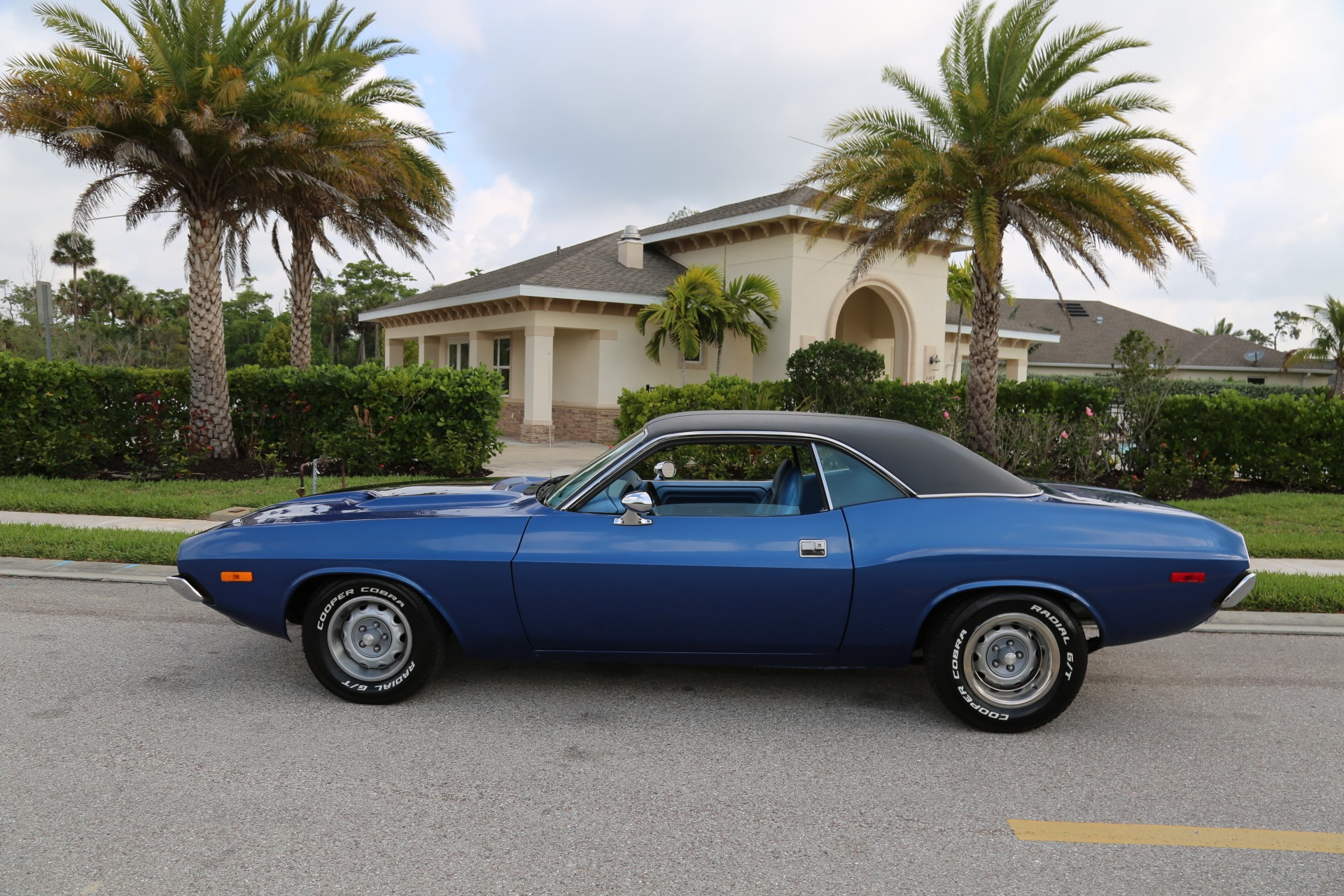 Used 1973 Dodge Challenger 360 V8 Automatic for sale Sold at Muscle Cars for Sale Inc. in Fort Myers FL 33912 6